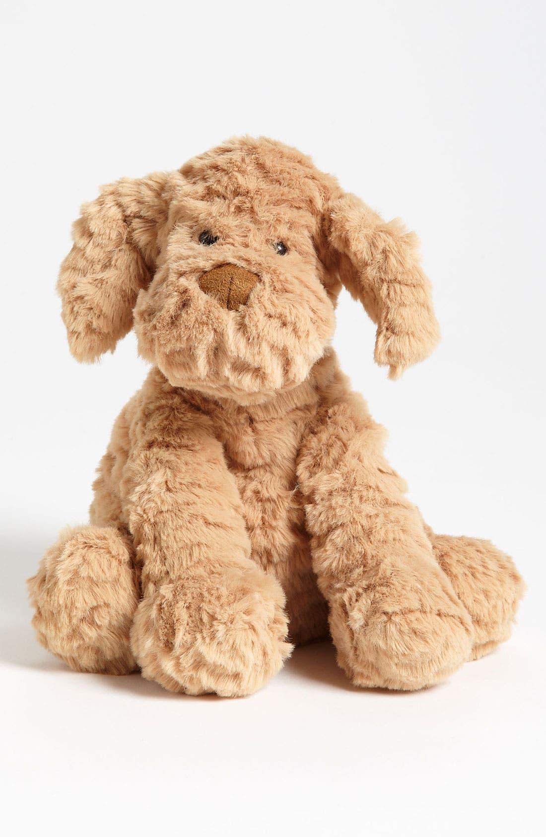 Alternate Image 1 Selected - Jellycat 'Fuddlewuddle Puppy' Stuffed Animal