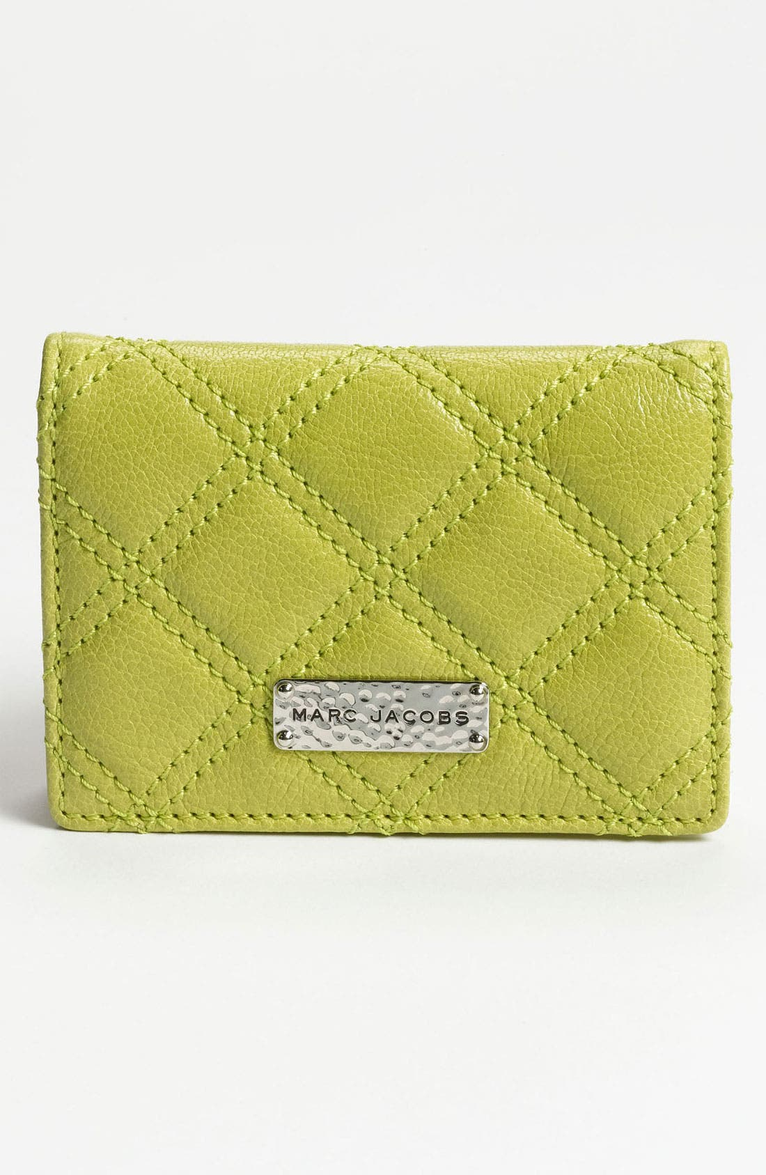 Alternate Image 1 Selected - MARC JACOBS 'Baroque' Card Holder