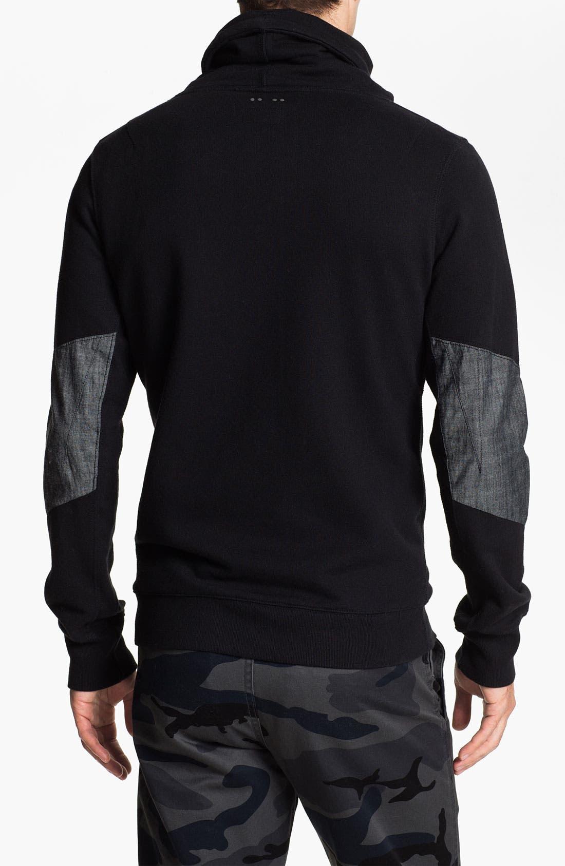 Alternate Image 2  - J.C. Rags Extra Trim Fit Jacket