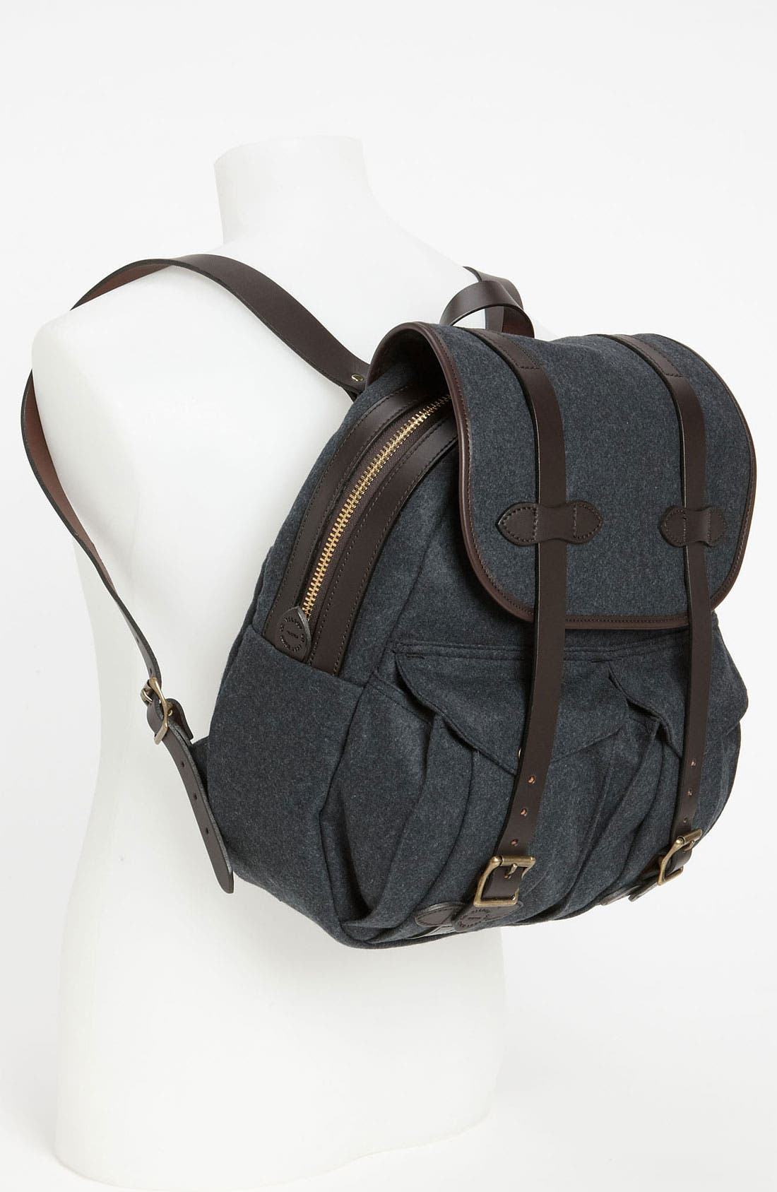 Alternate Image 2  - Filson Wool Rucksack