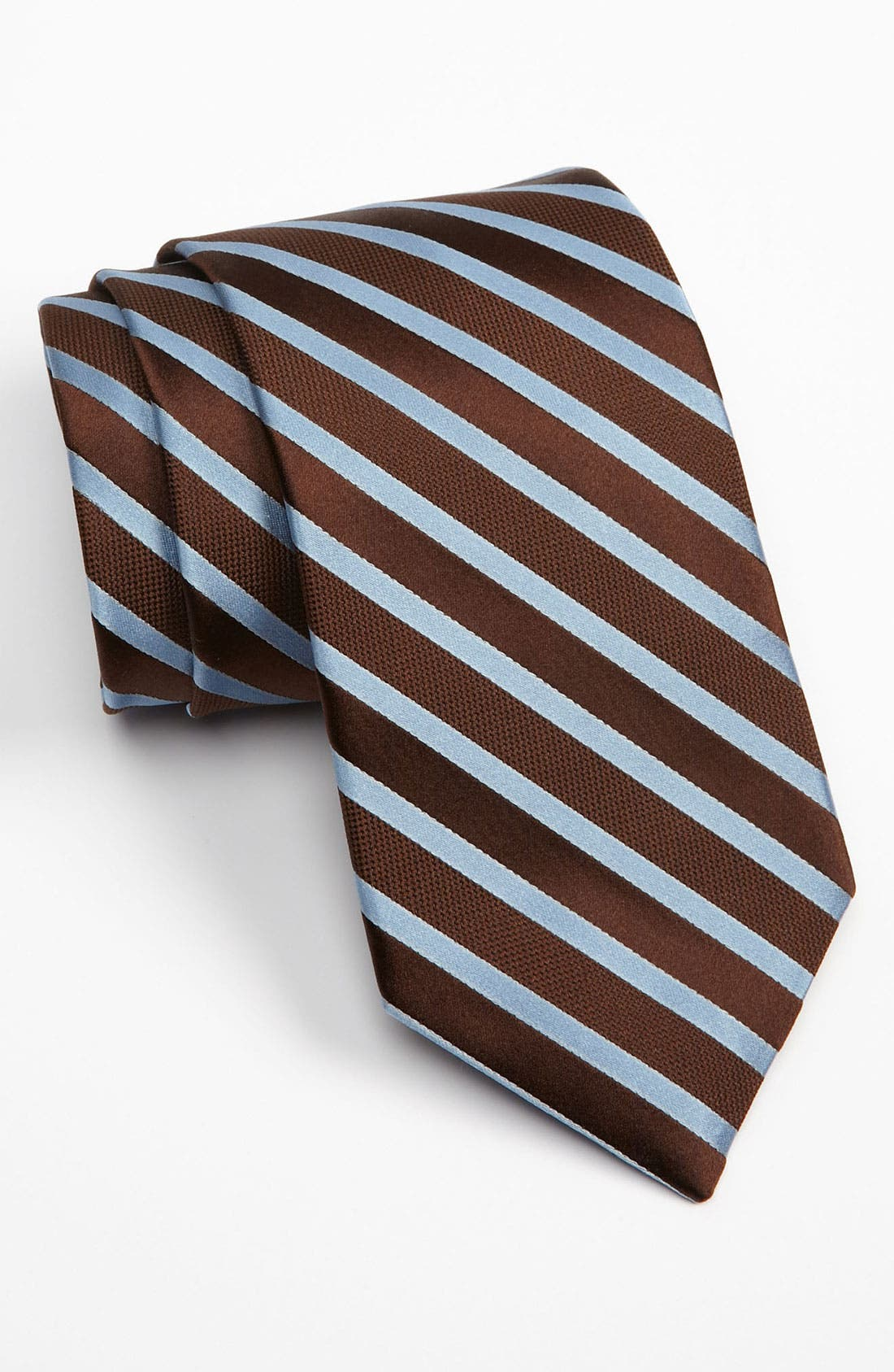 Main Image - Brooks Brothers Woven Silk Tie