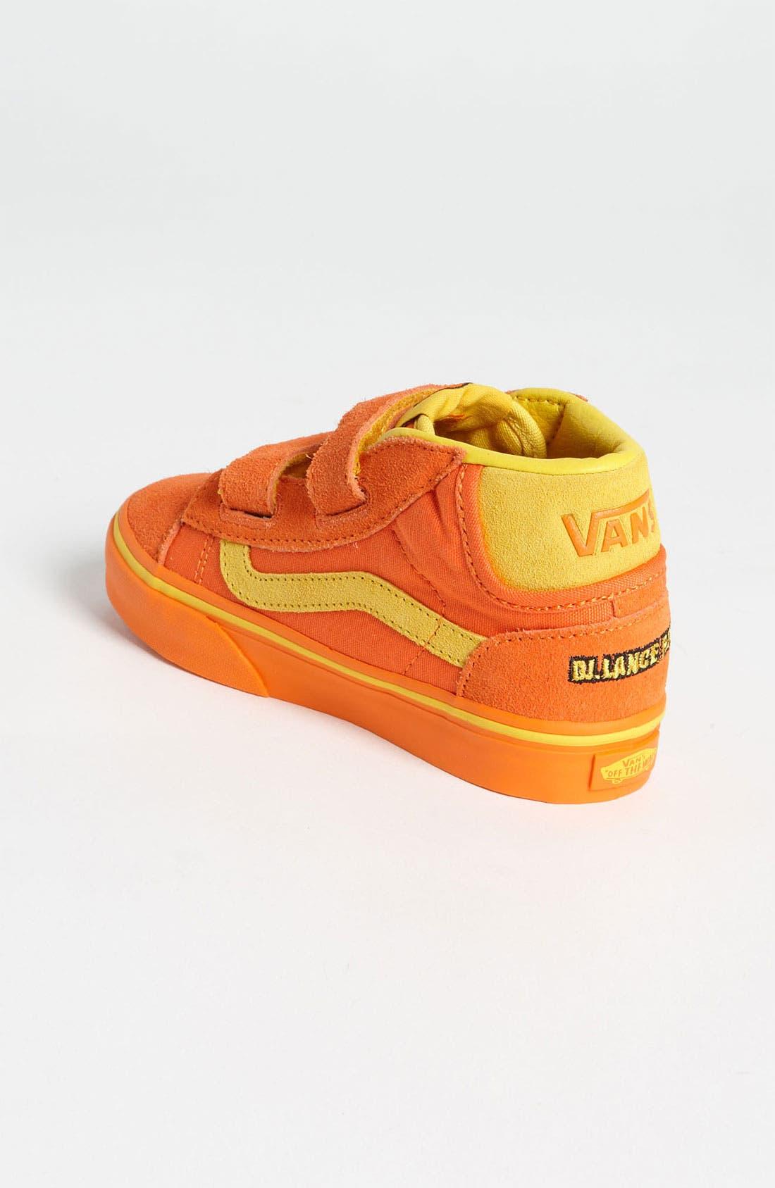 Alternate Image 2  - Vans 'Mid Skool 77 - Yo Gabba Gabba™! - Mid Skool 77' Sneaker (Baby, Walker & Toddler)