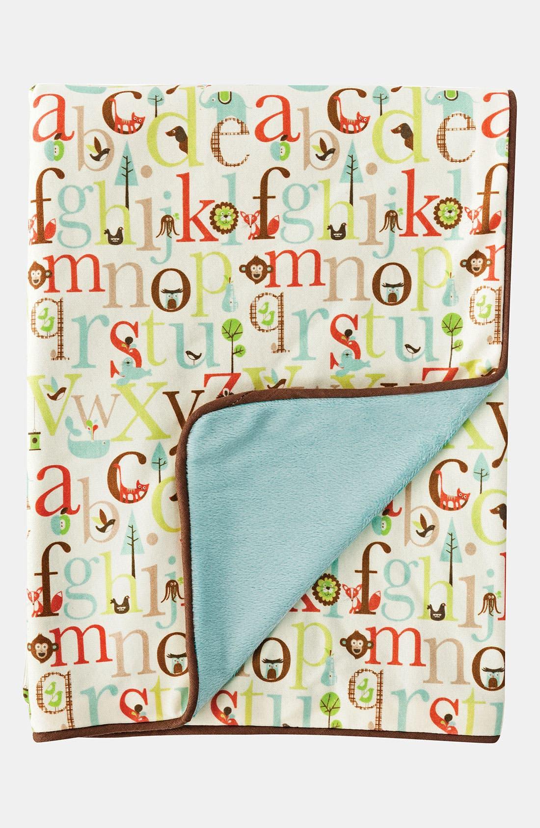 Alternate Image 1 Selected - Skip Hop Nursery Blanket