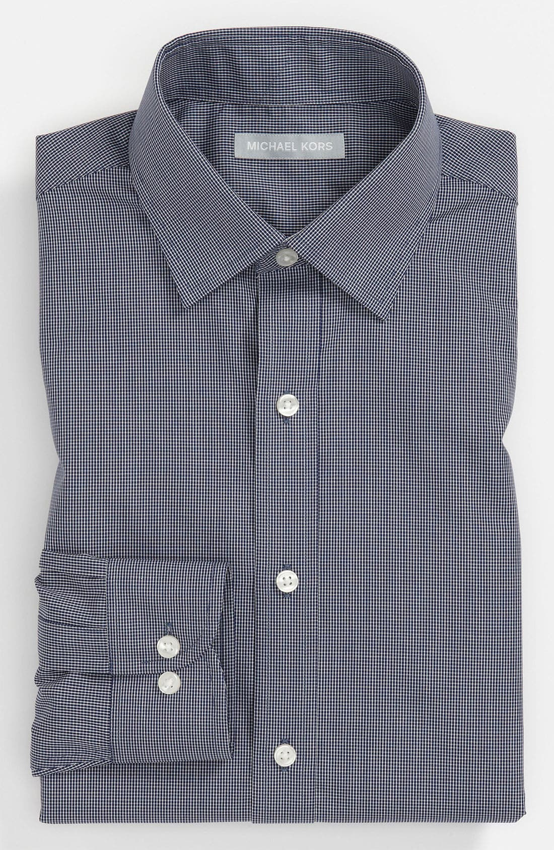 Alternate Image 1 Selected - Michael Kors Non-Iron Regular Fit Dress Shirt