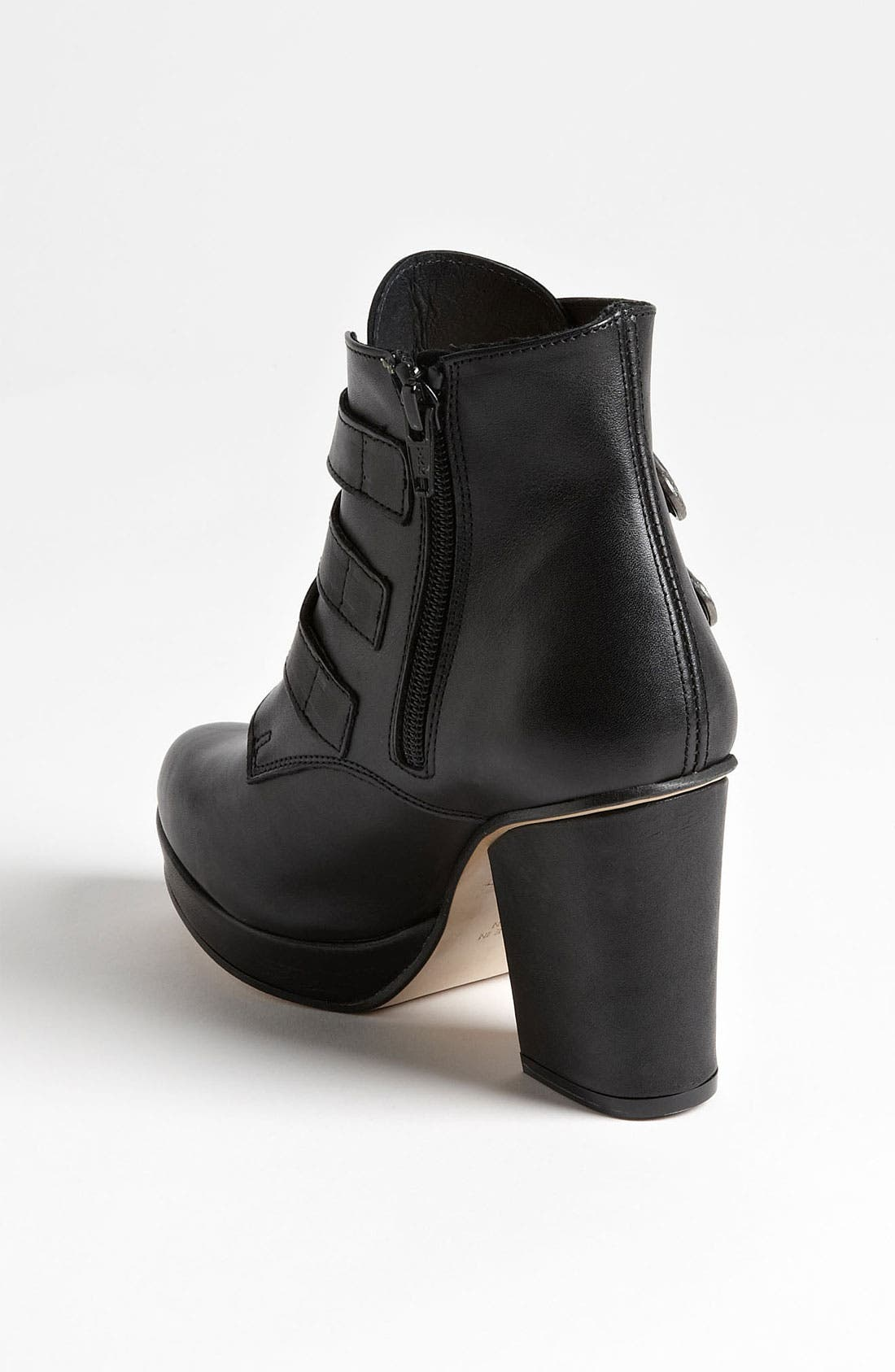 Alternate Image 2  - Topshop 'Ant' Buckle Boot
