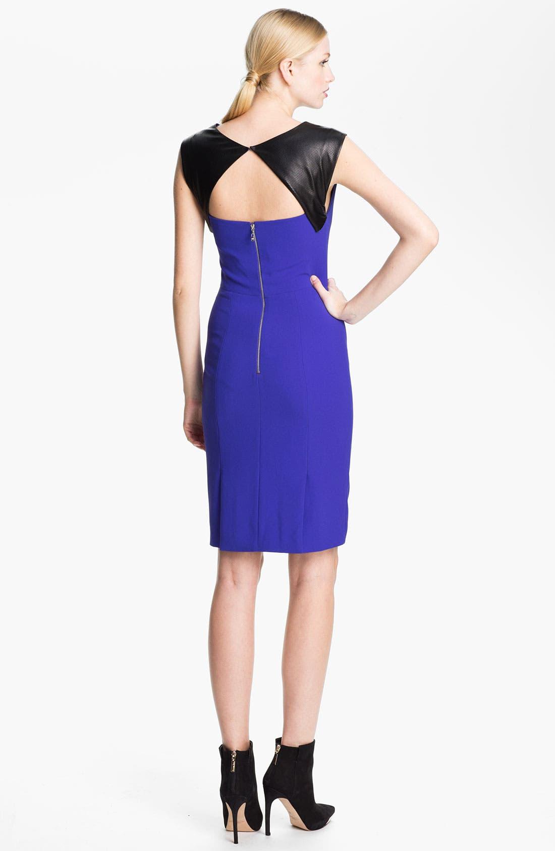 Alternate Image 2  - Rachel Roy Sheath Dress