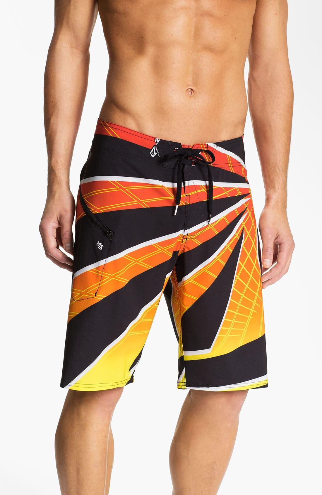 Main Image - Volcom 'Fiji Pro' Board Shorts