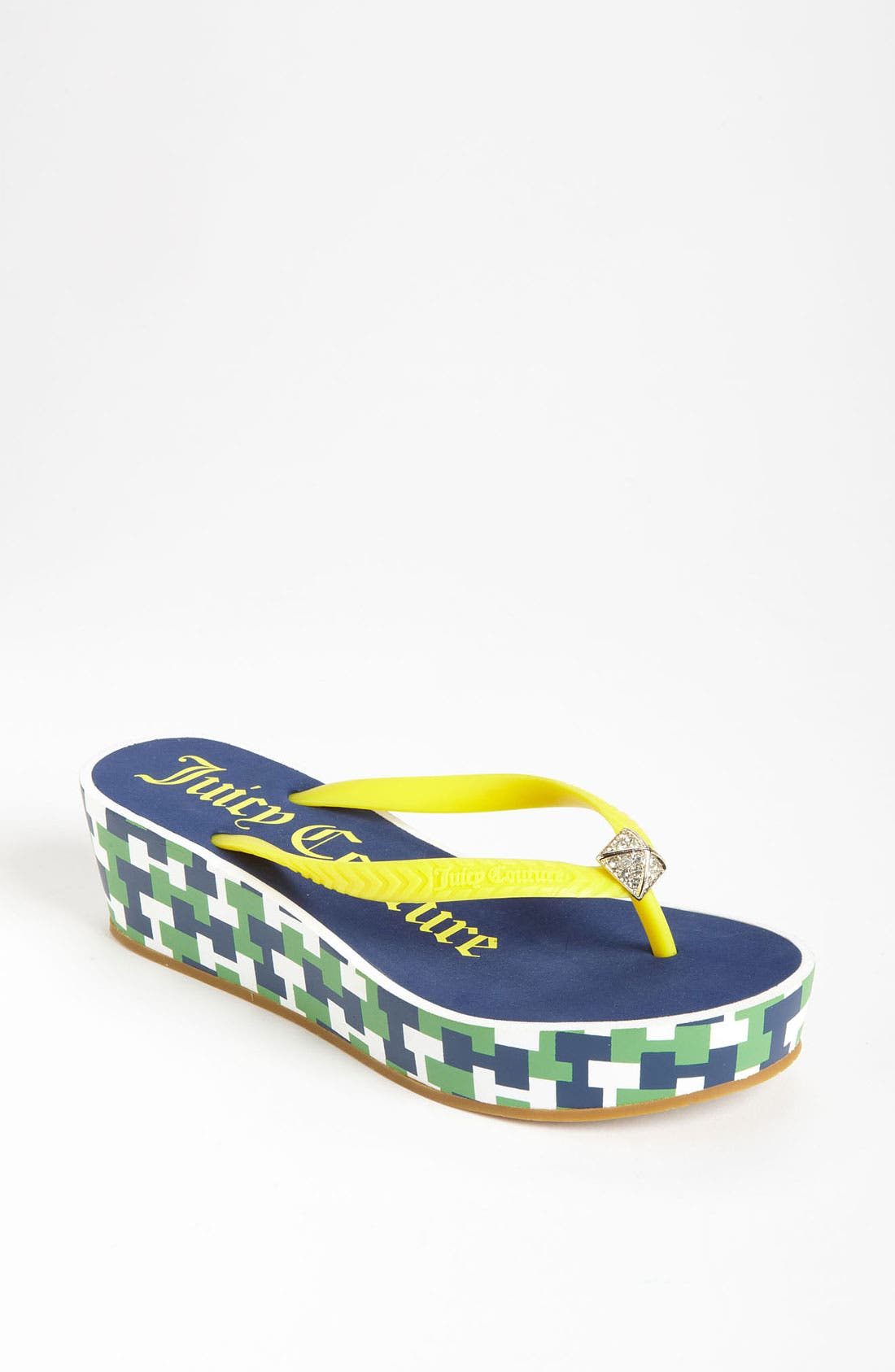 Main Image - Juicy Couture 'Irie' Flip Flop