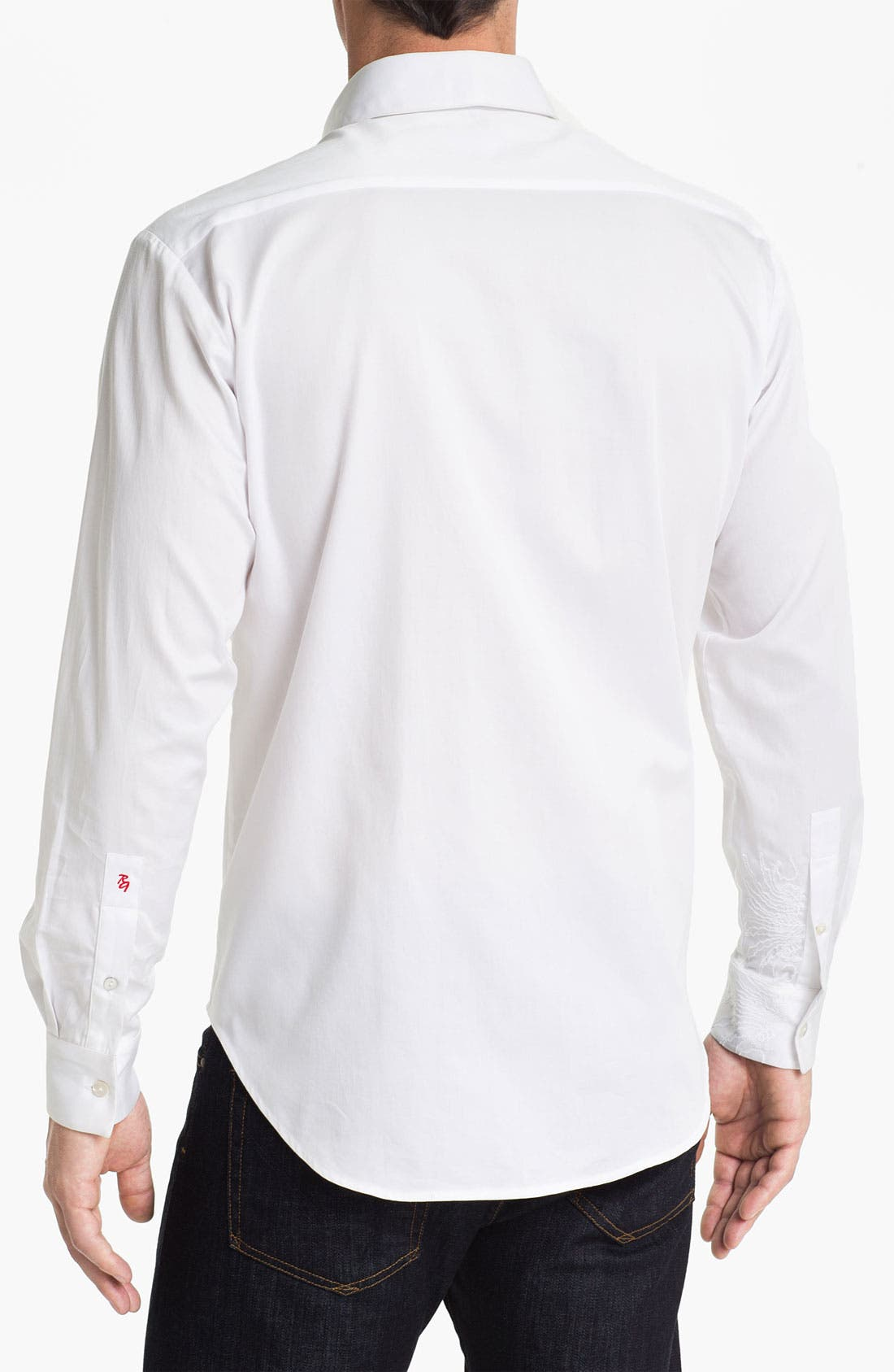 Alternate Image 3  - Robert Graham 'Cross Jack' Sport Shirt