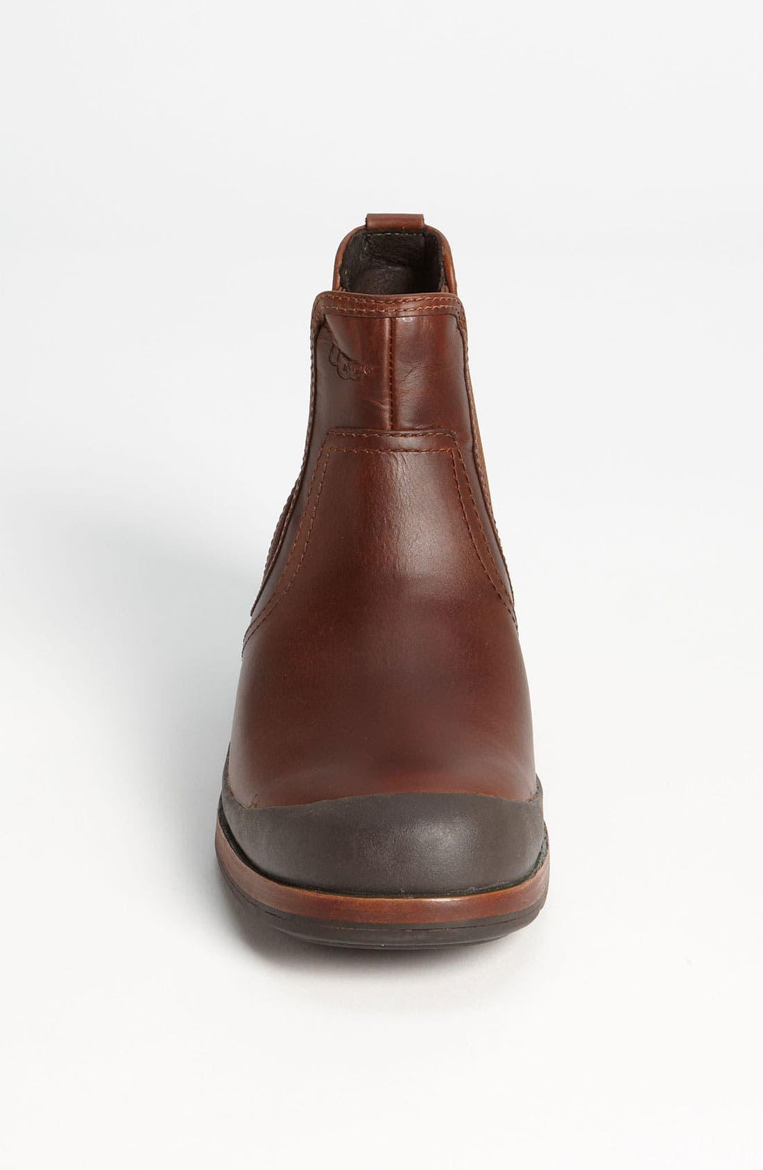Alternate Image 3  - UGG® Australia 'Matteson' Chelsea Boot (Men)