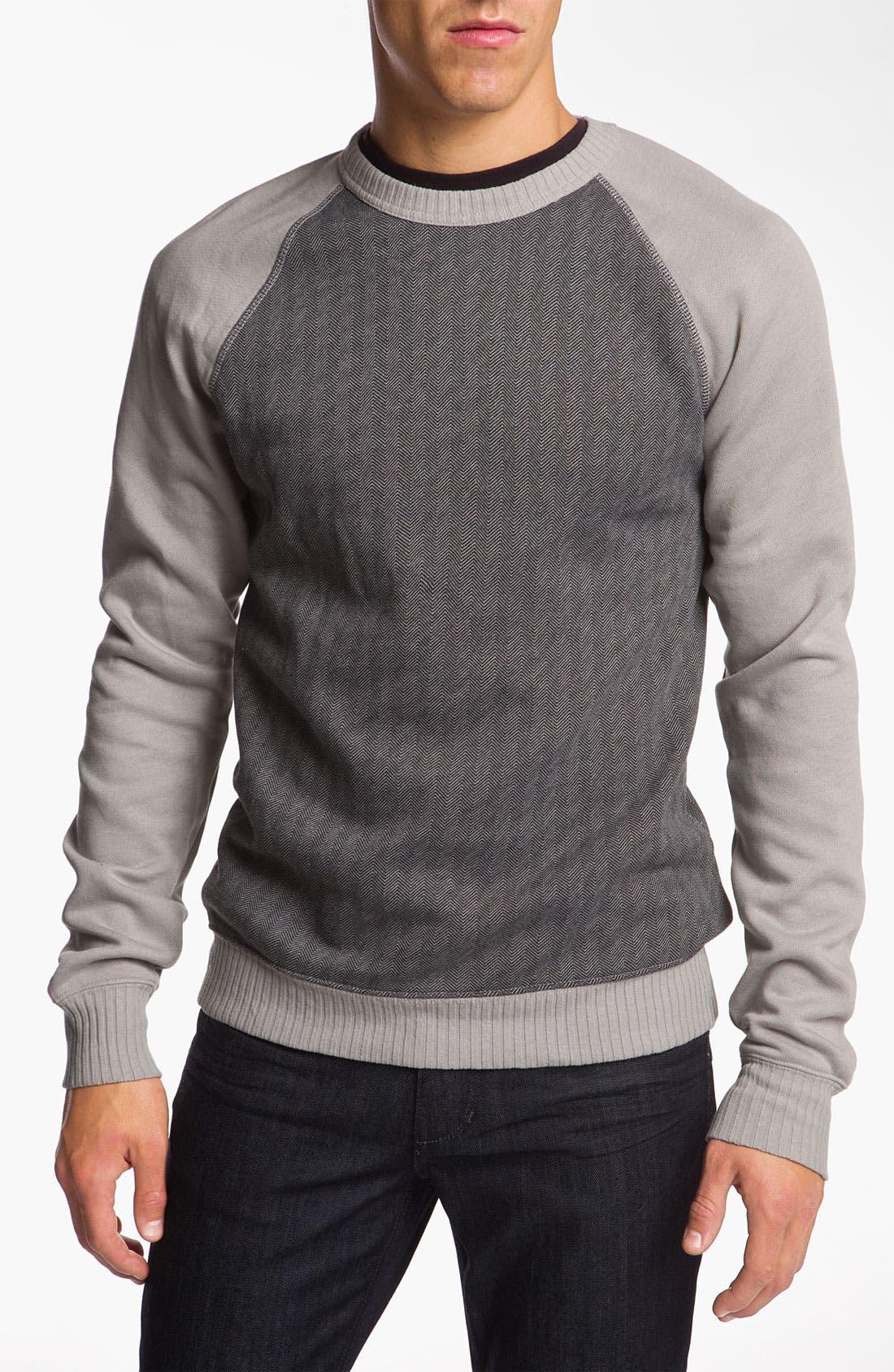 Alternate Image 1 Selected - Alternative 'Chuck' Sweatshirt