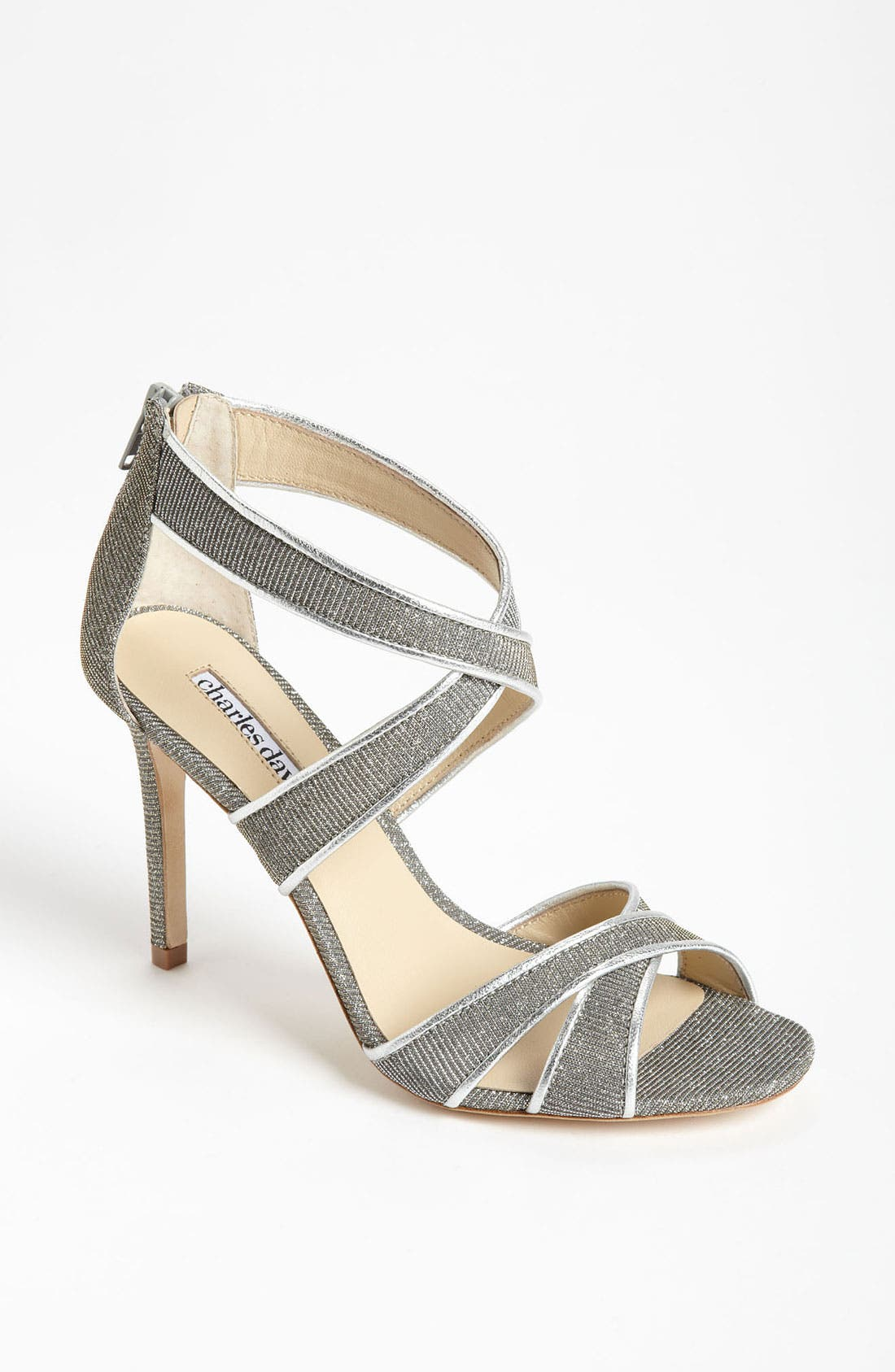 Alternate Image 1 Selected - Charles David 'Marcasite' Sandal