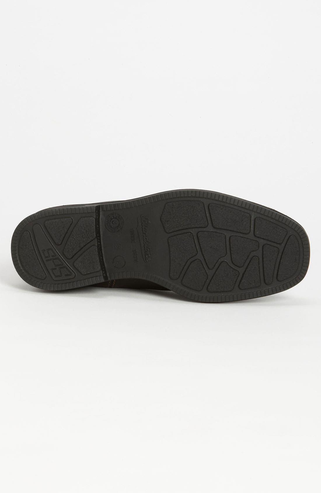 Footwear Chelsea Boot,                             Alternate thumbnail 4, color,                             Stout Brown
