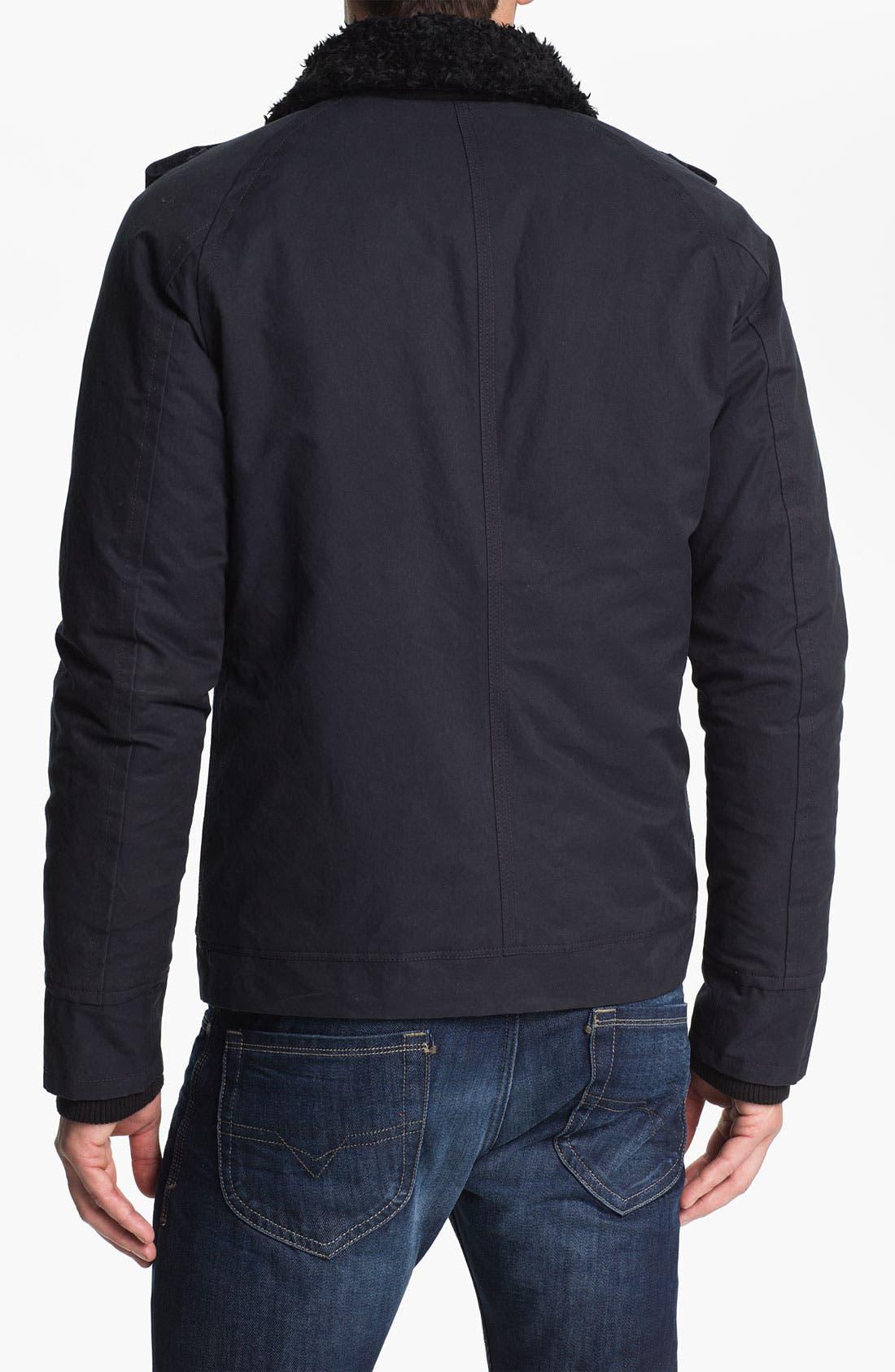 Alternate Image 2  - DIESEL® 'Wayner' Jacket