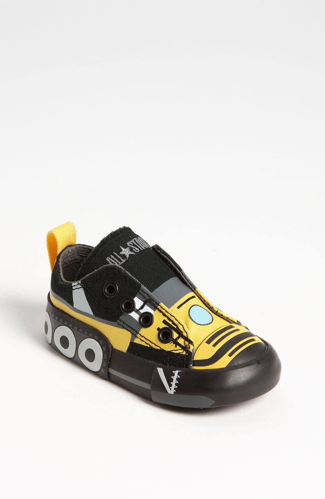 Alternate Image 1 Selected - Converse Chuck Taylor® 'Simple Slip' Slip-On Sneaker (Baby, Walker & Toddler)