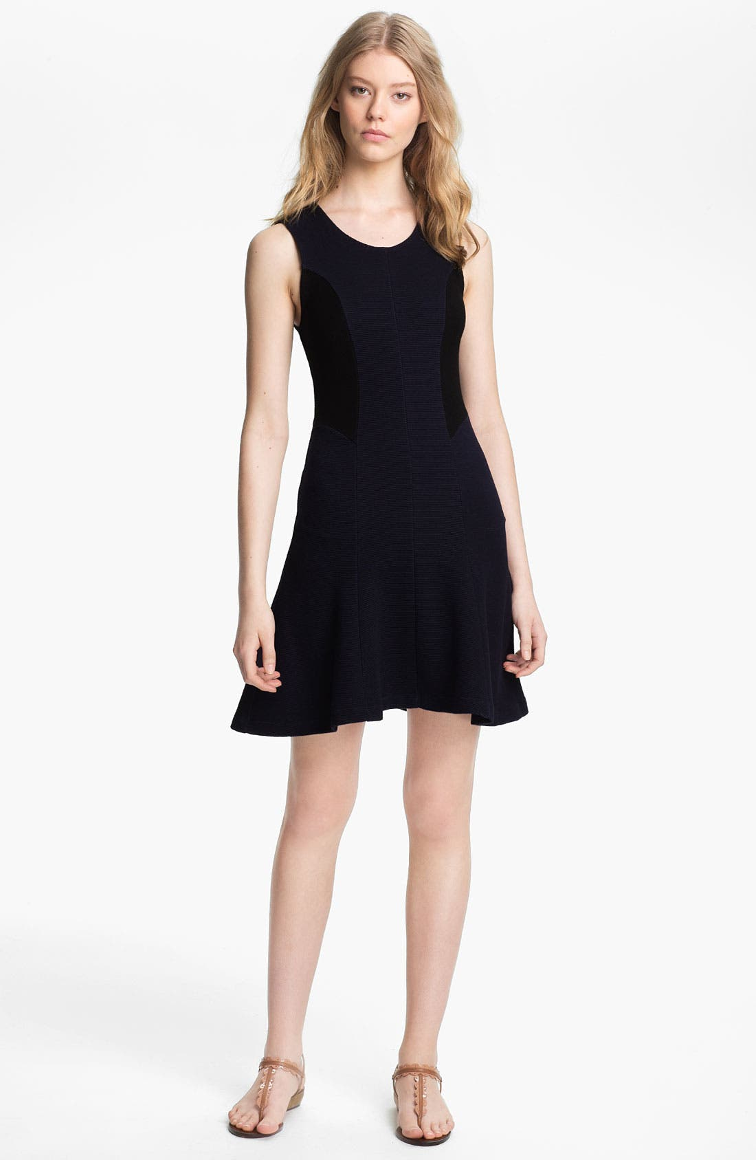 Main Image - Kain 'Viveka' Contrast Panel Dress