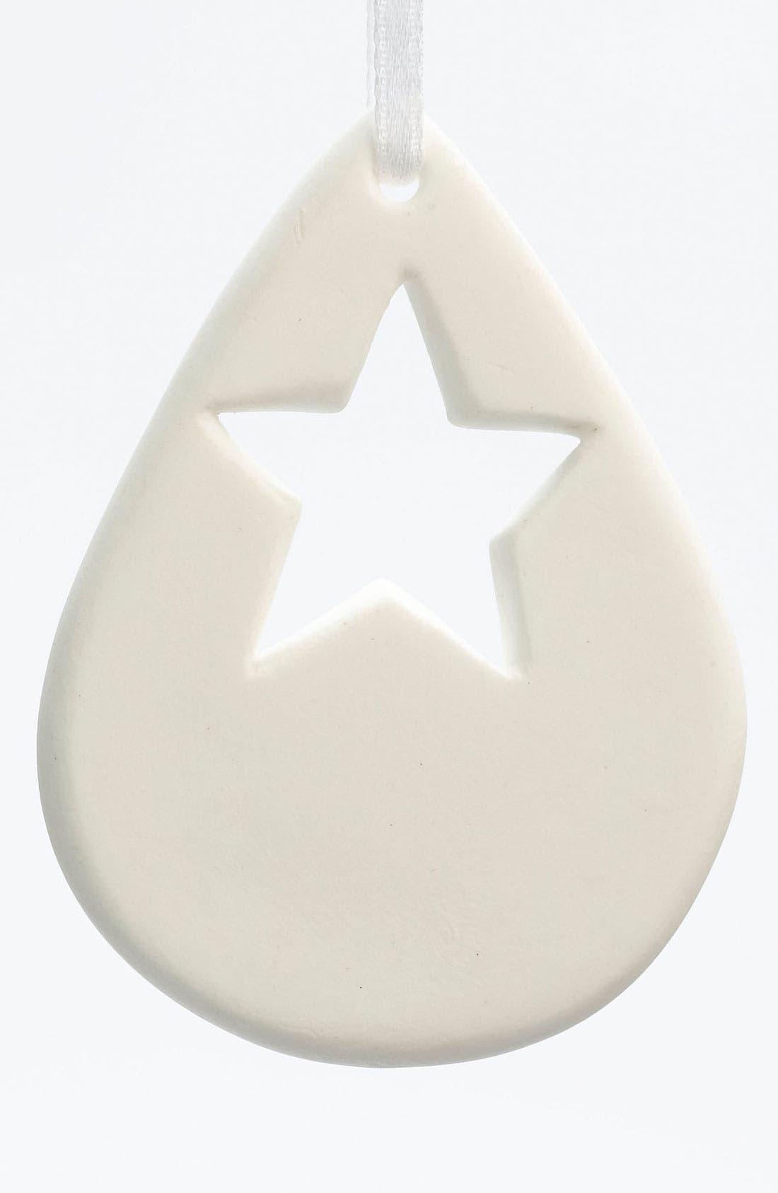 Alternate Image 1 Selected - CSM Philippines Inc. Teardrop Ornament (Nordstrom Exclusive)