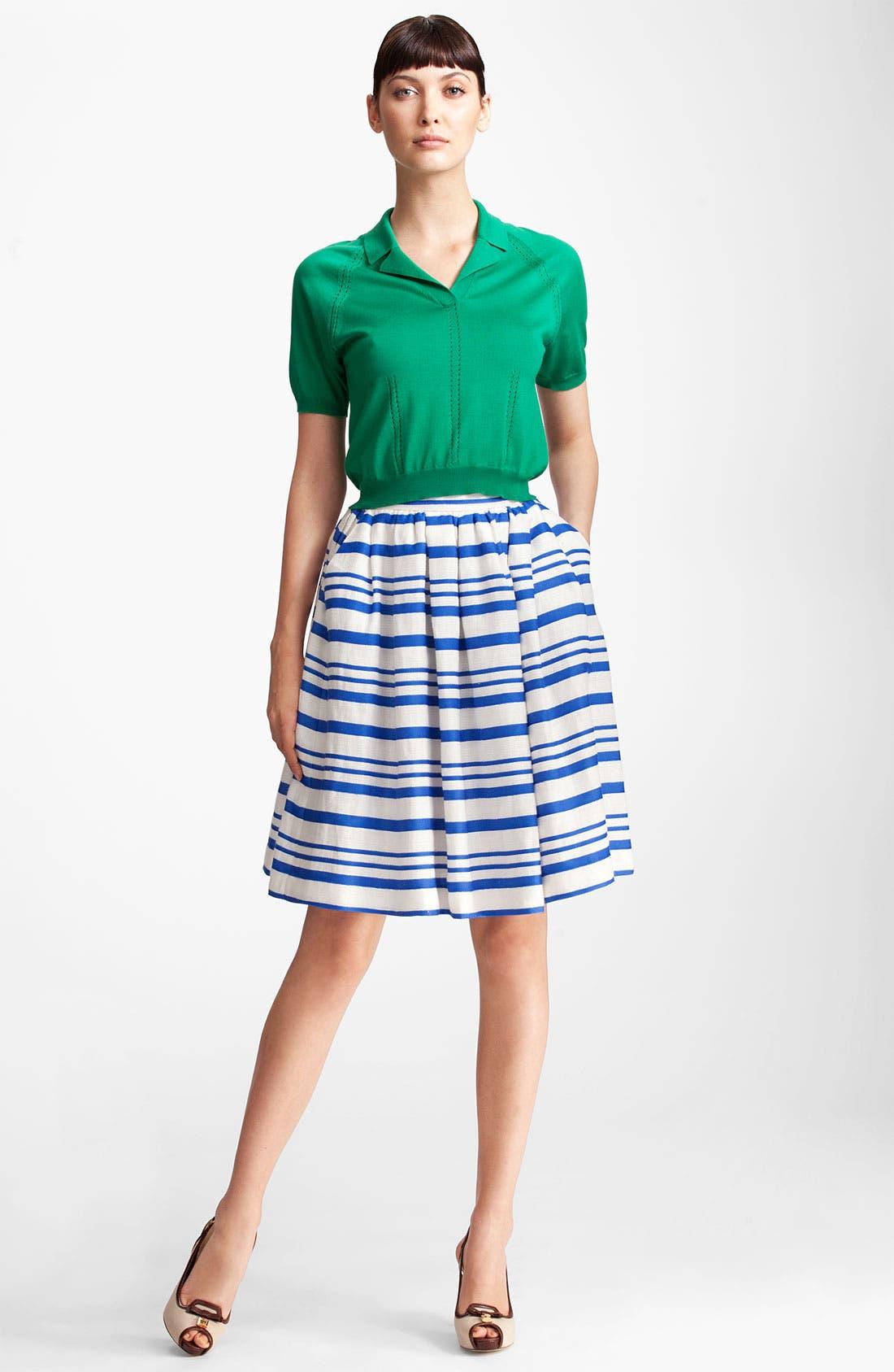 Main Image - Dolce&Gabbana Silk Knit Polo