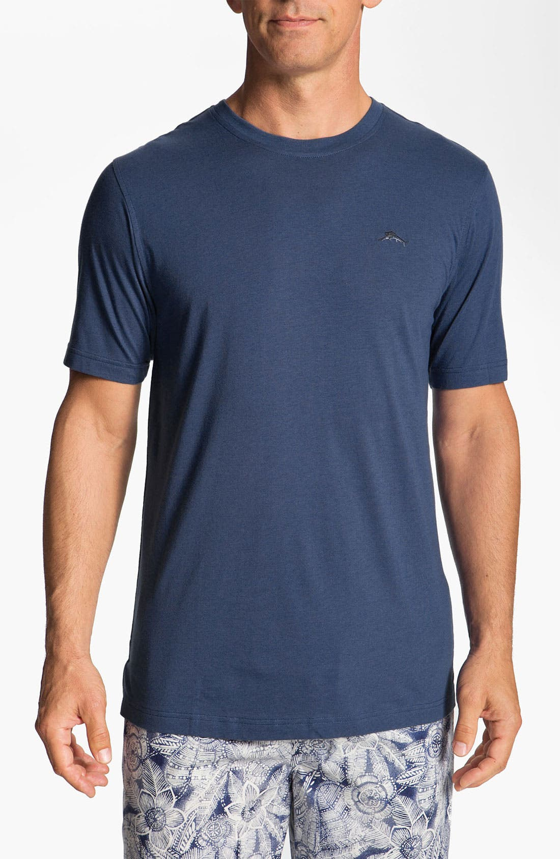 Alternate Image 1 Selected - Tommy Bahama Cotton Blend T-Shirt