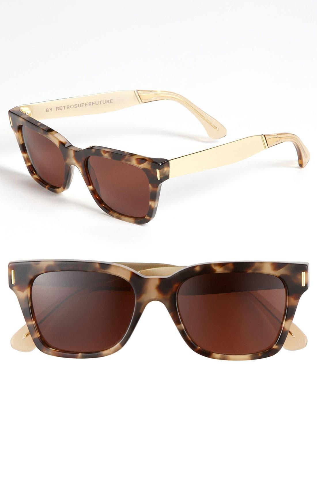 Alternate Image 1 Selected - SUPER by RETROSUPERFUTURE® 'America' 50mm Sunglasses