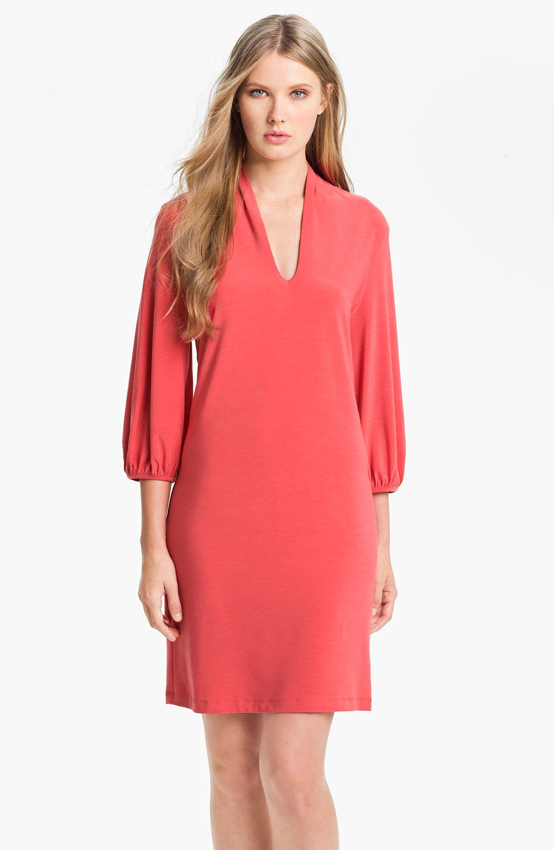 Main Image - Alex & Ava Jersey Shift Dress
