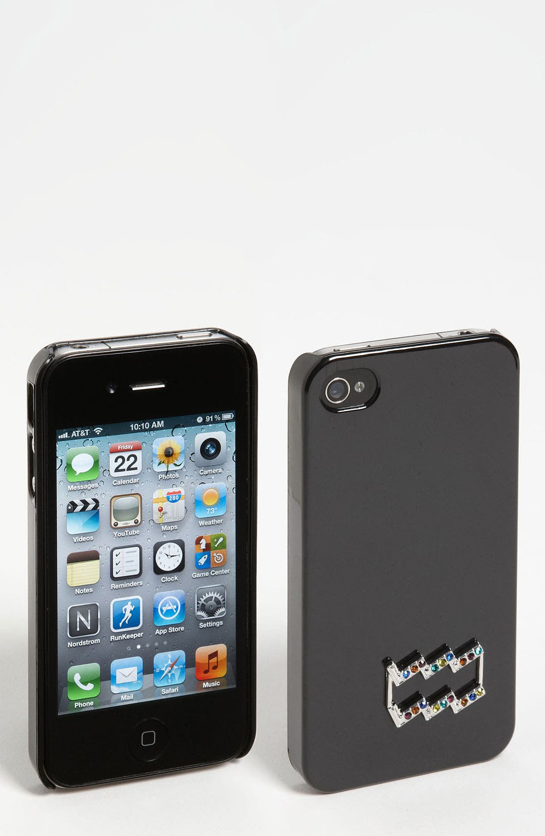 Main Image - Spring Street 'Zodiac' iPhone 4 & 4S Case