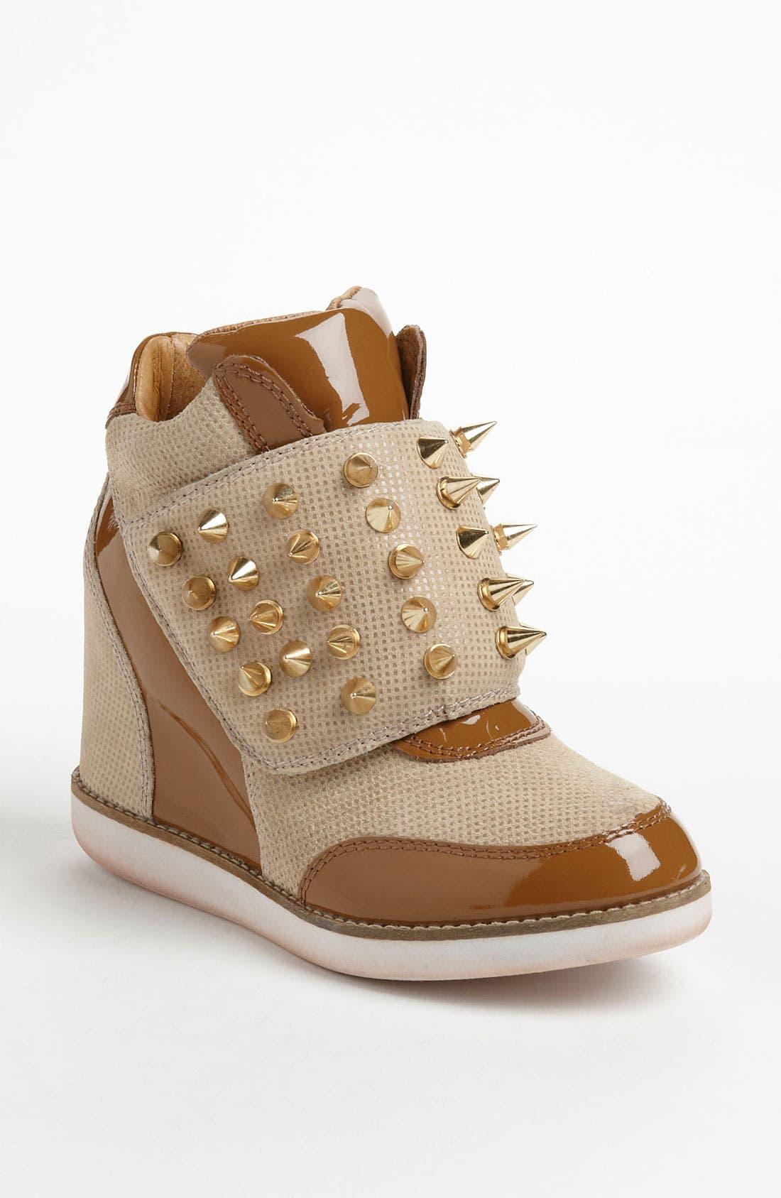 Alternate Image 1 Selected - Jeffrey Campbell 'Teramo' Sneaker