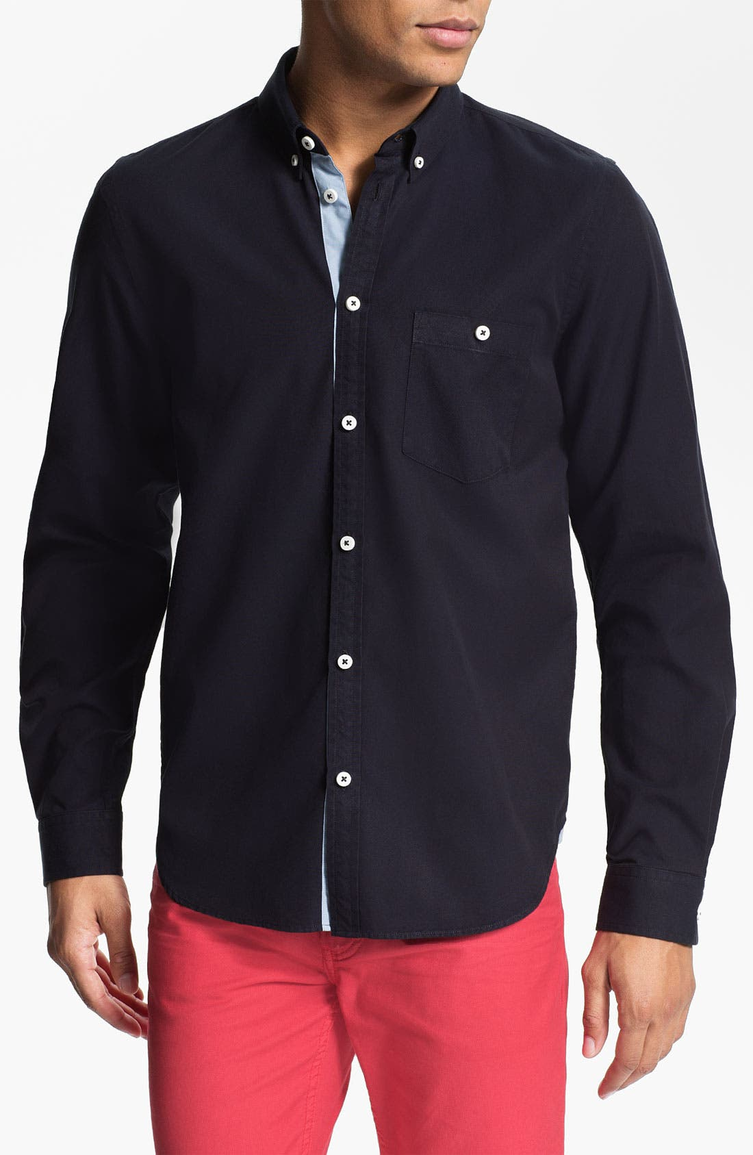 Main Image - MARC BY MARC JACOBS Oxford Shirt