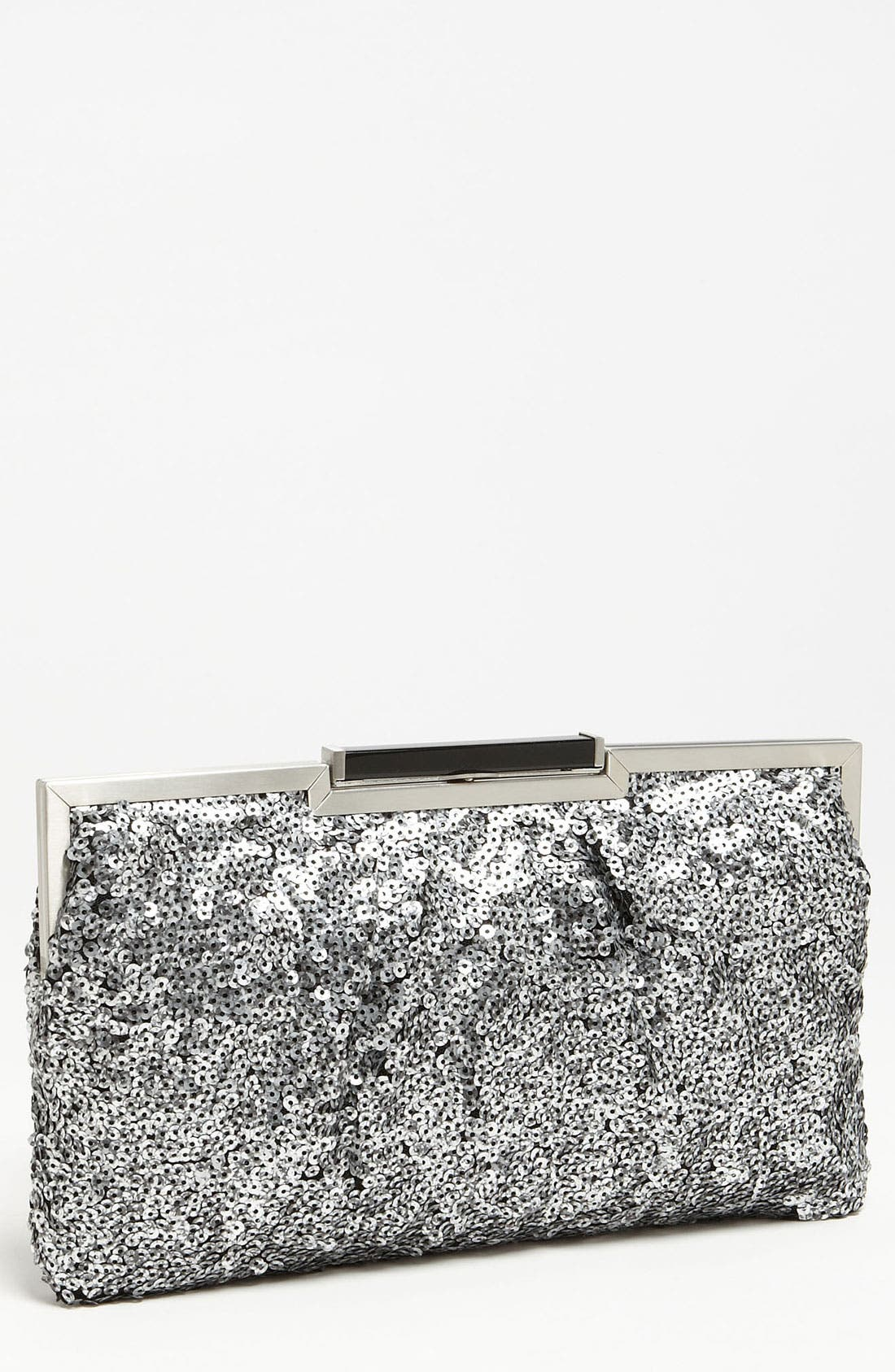 Alternate Image 1 Selected - Sondra Roberts Sequin Pouch