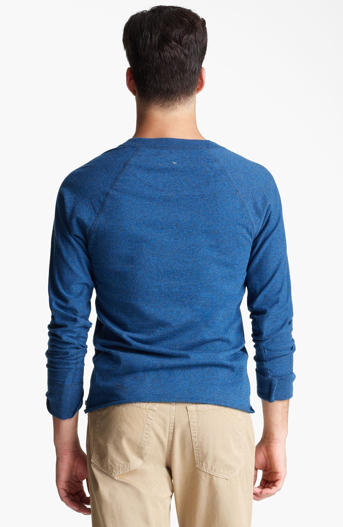 Alternate Image 2  - rag & bone Long Sleeve Henley