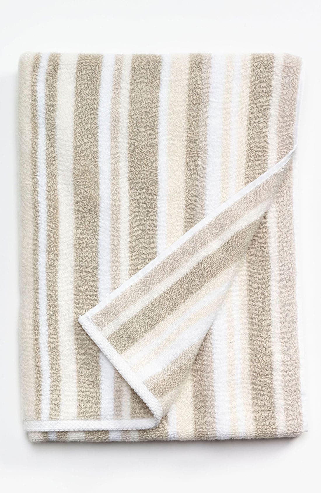 Alternate Image 1 Selected - Waterworks Studio 'Perennial' Combed Turkish Cotton Bath Towel (Online Only)