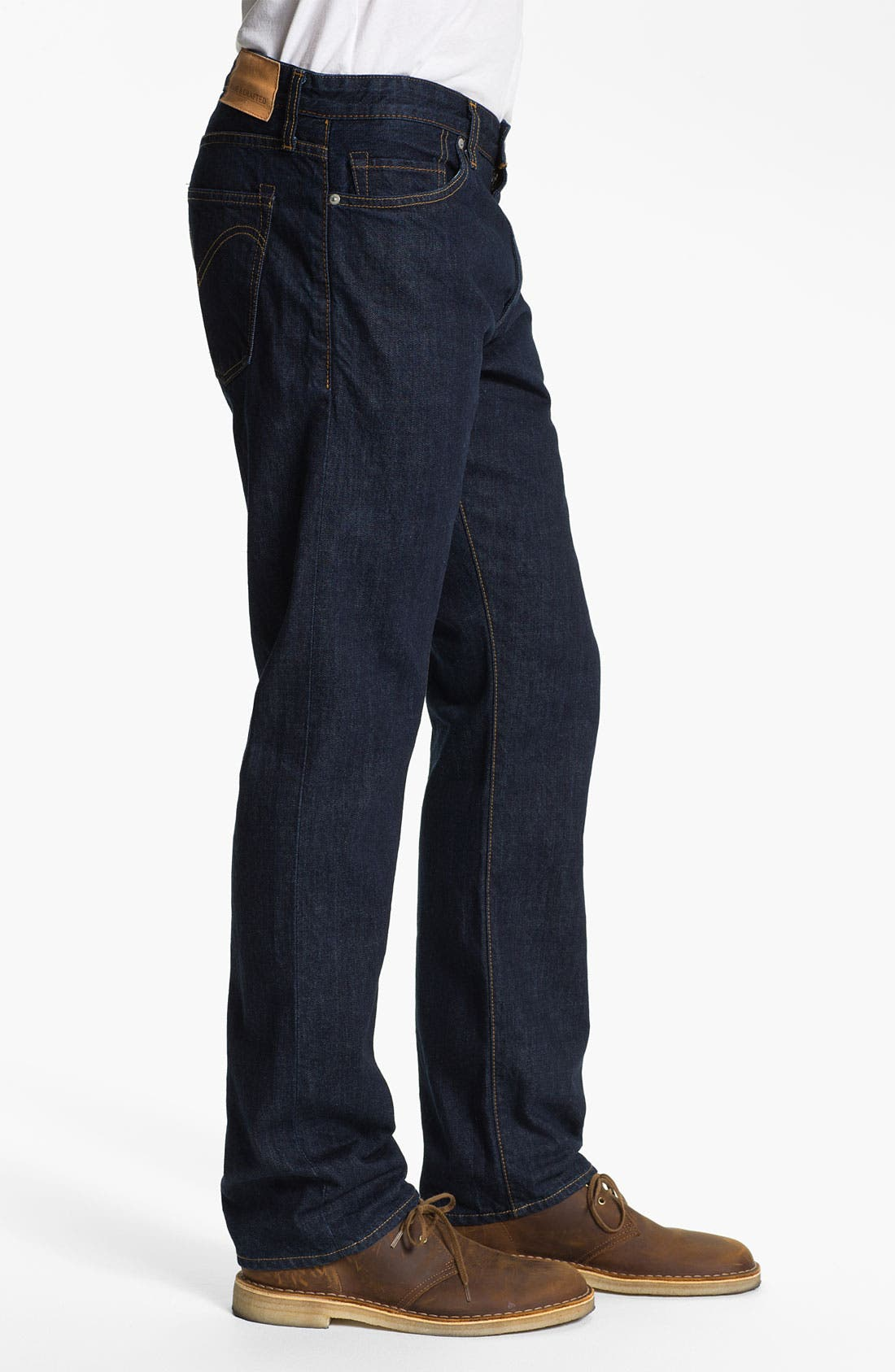 Alternate Image 3  - Levi's® Made & Crafted™ 'Cutter' Relaxed Straight Leg Jeans (Easy Rinse)
