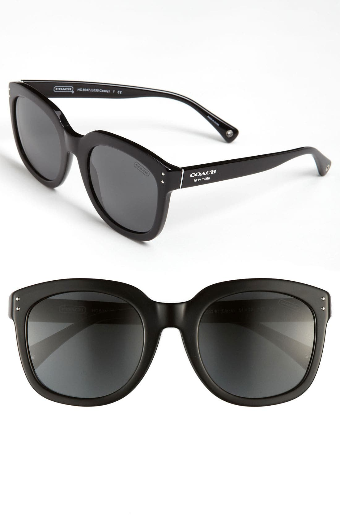 Alternate Image 1 Selected - COACH 51mm Sunglasses