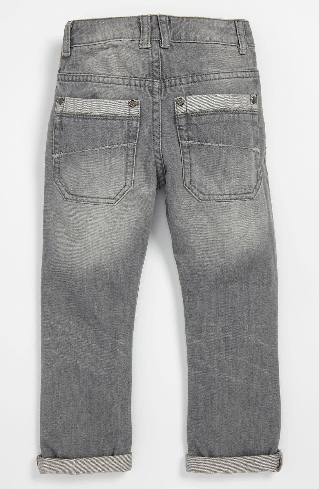 Alternate Image 1 Selected - United Colors of Benetton Kids Skinny Leg Jeans (Infant)