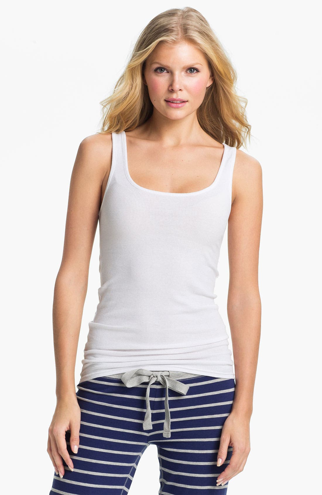 Alternate Image 1 Selected - Make + Model Double Scoop Tank