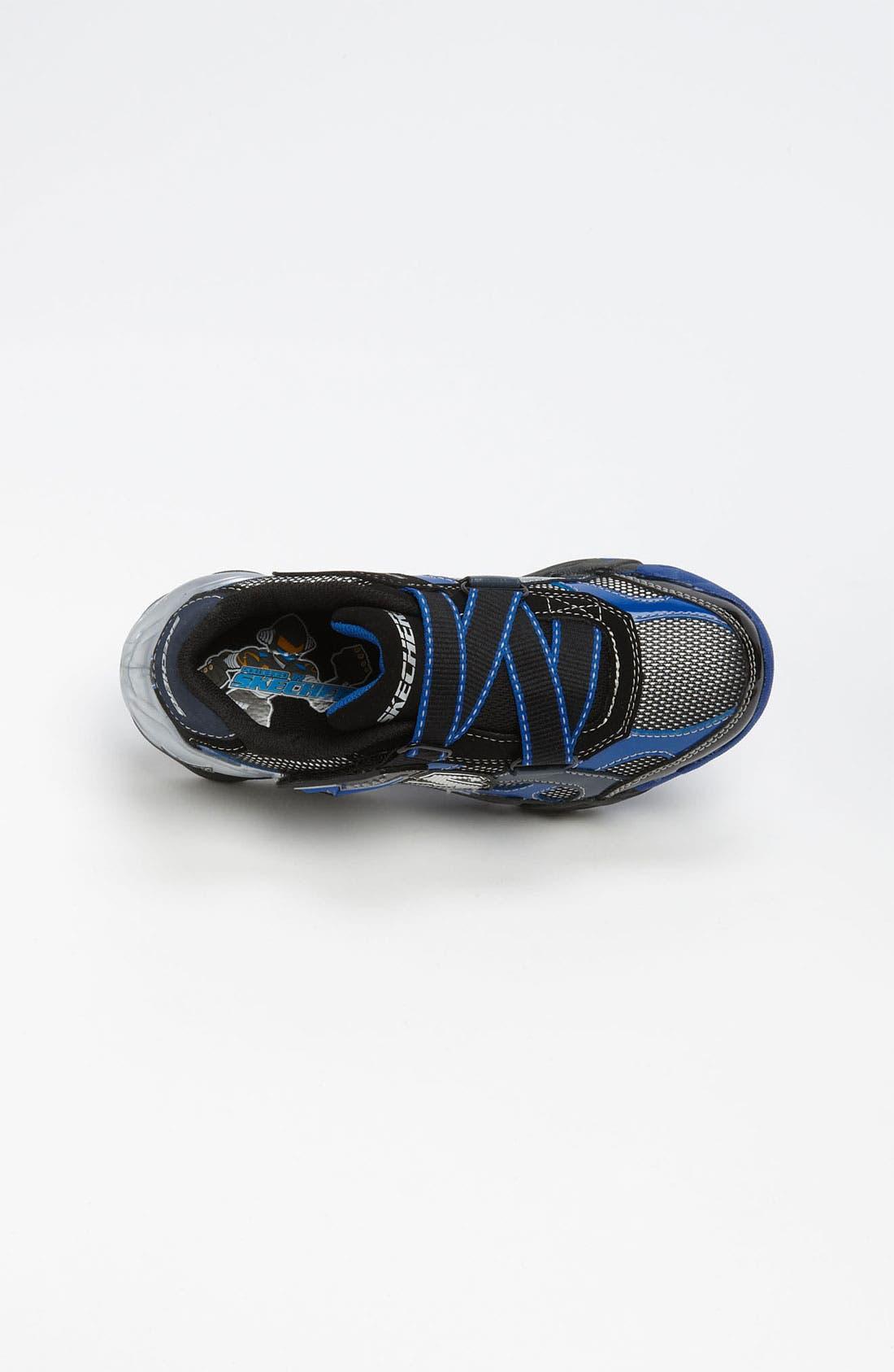 Alternate Image 3  - SKECHERS 'Pistonz' Sneaker (Toddler, Little Kid & Big Kid)