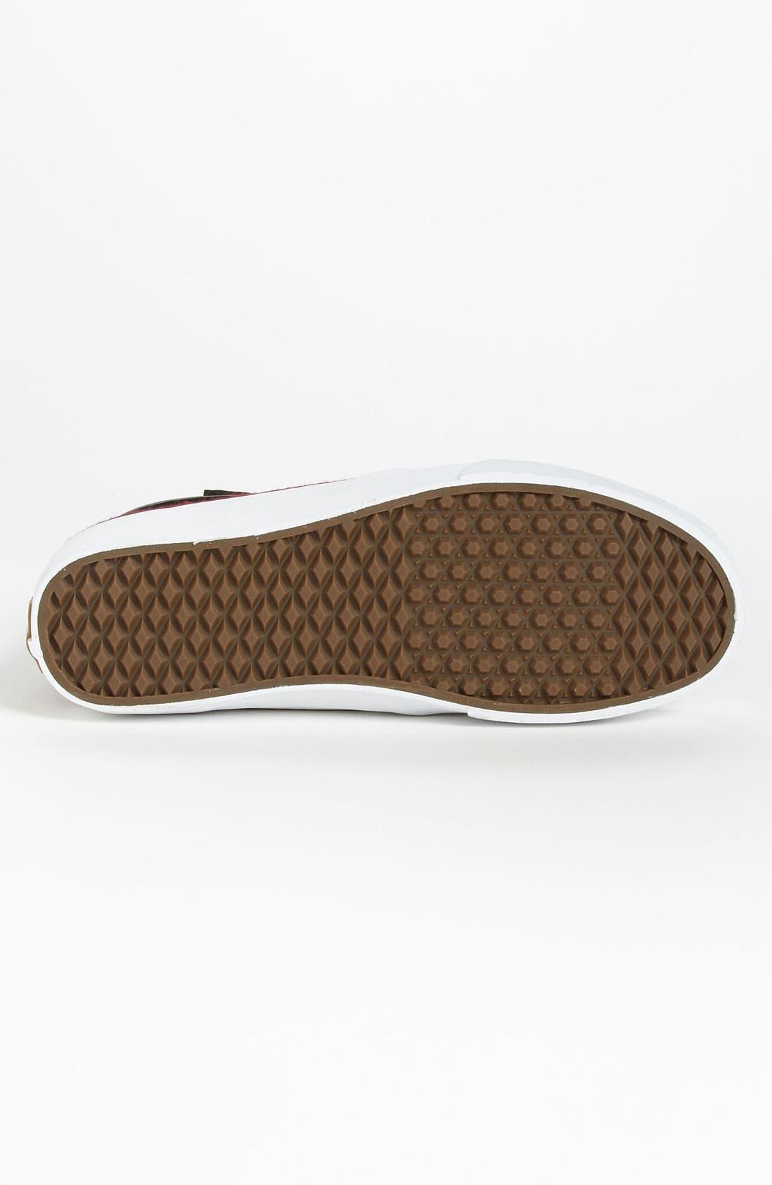 Alternate Image 4  - Vans 'Cali - Chukka' Sneaker (Men)