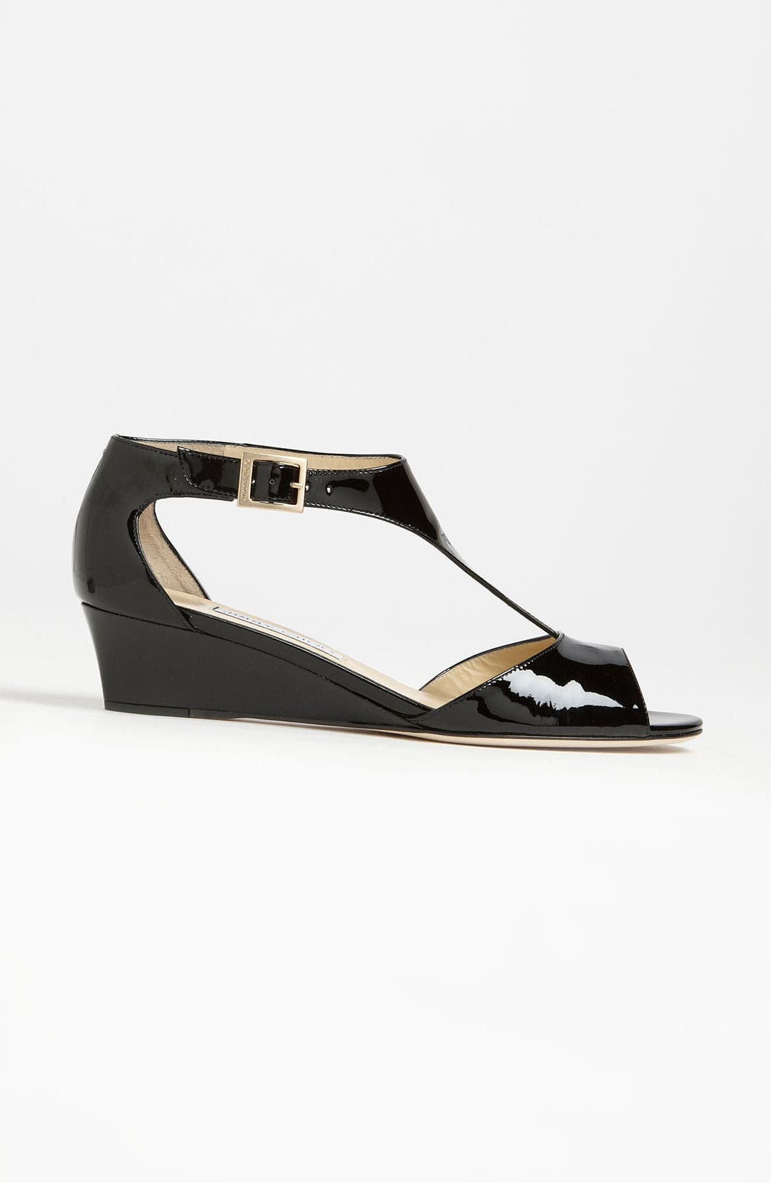 Alternate Image 4  - Jimmy Choo 'Treat' T-Strap Sandal