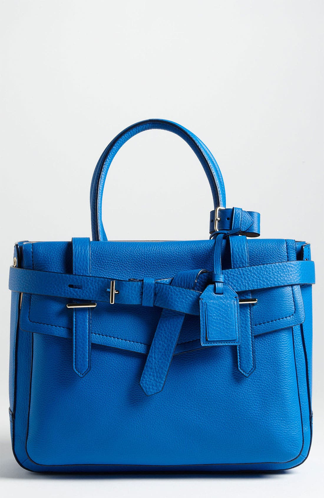 Alternate Image 1 Selected - Reed Krakoff 'Boxer' Leather Satchel