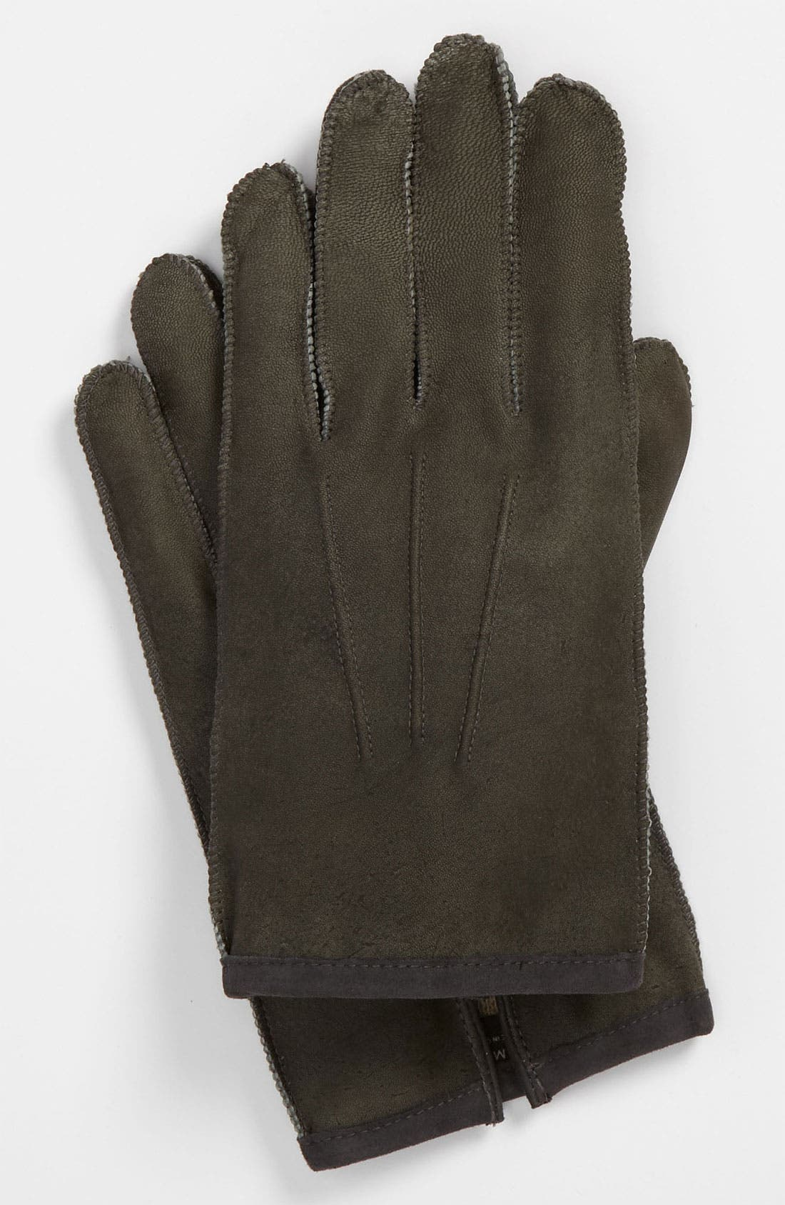 Alternate Image 1 Selected - John Varvatos Star USA Leather Gloves