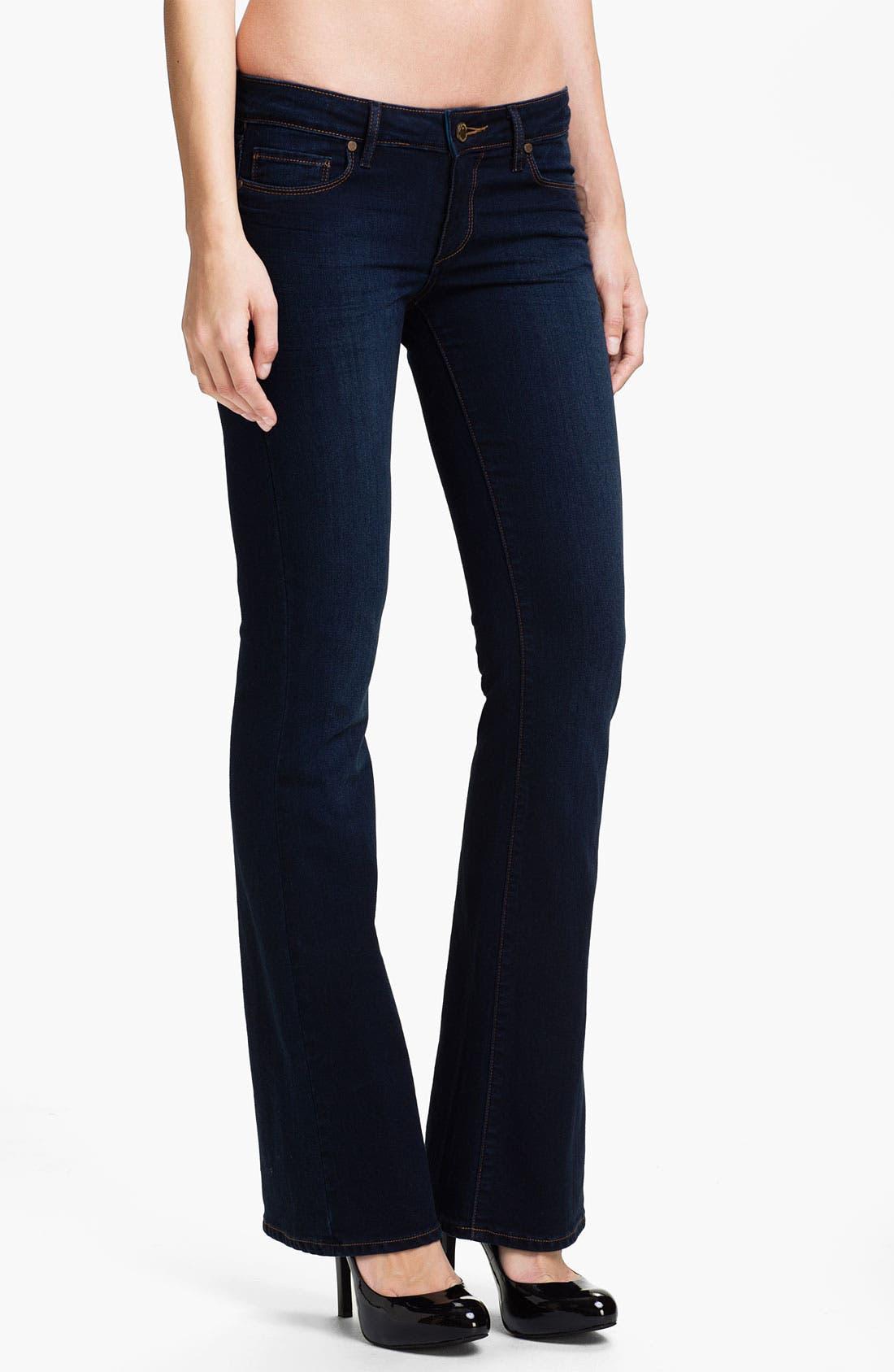 Main Image - Paige Denim 'Skyline' Bootcut Jeans (Lynx)