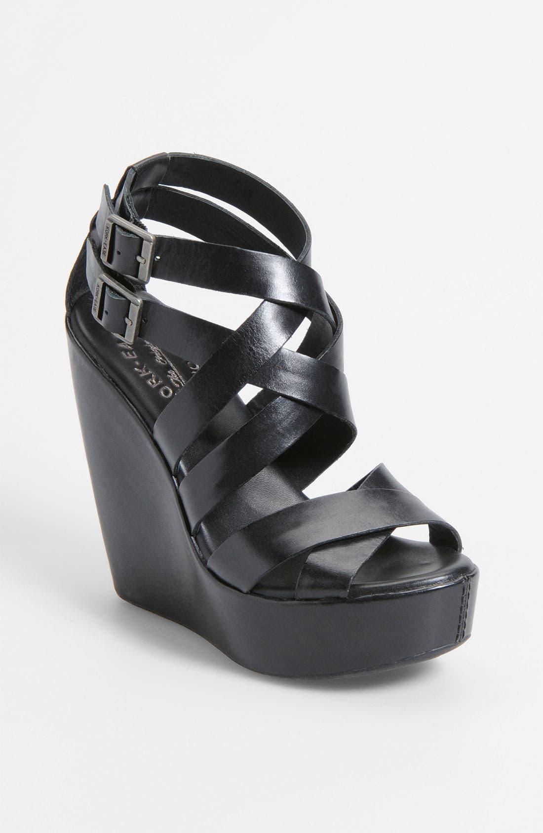 Main Image - Kork-Ease 'Hailey' Wedge Sandal