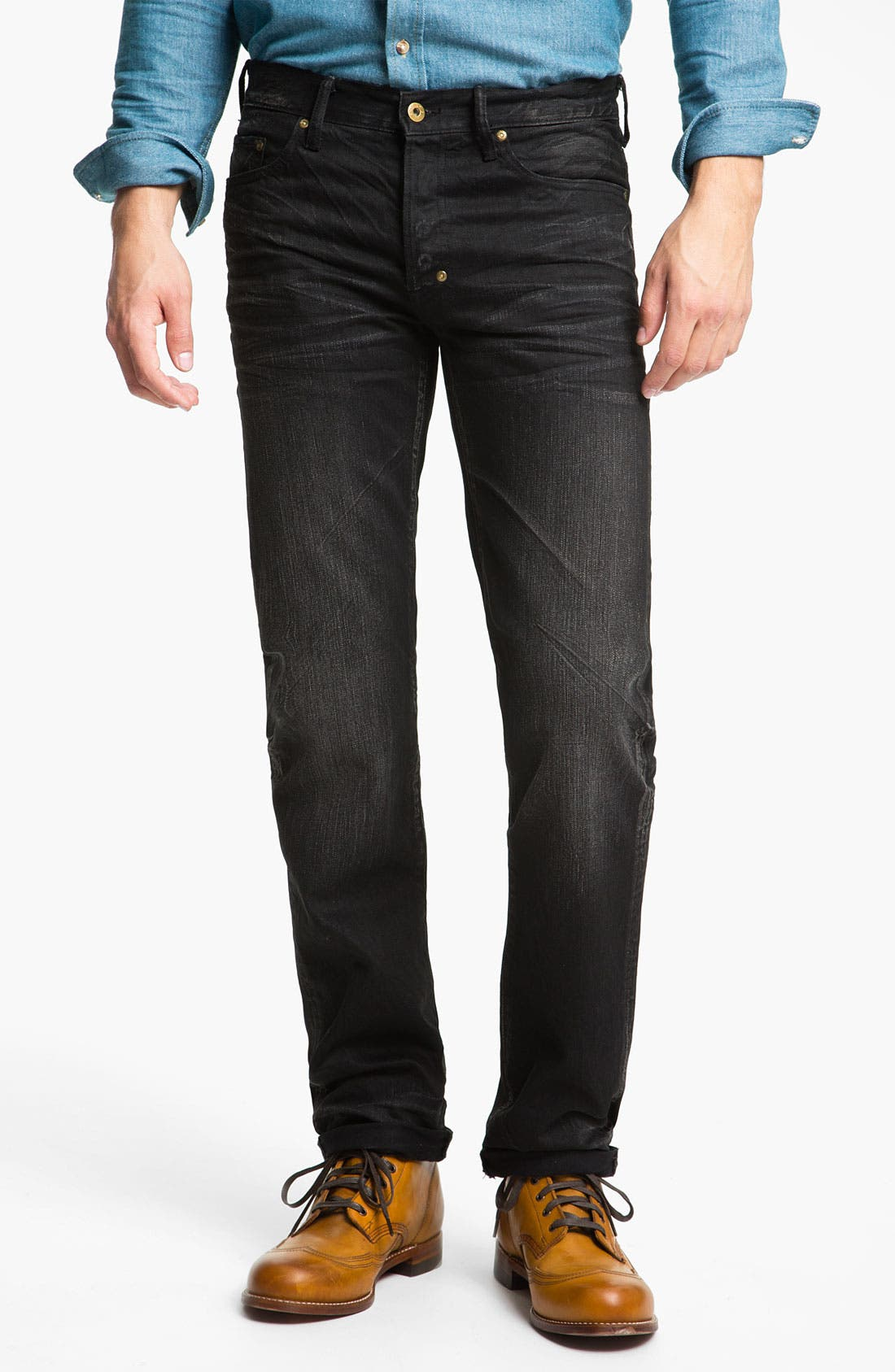 Alternate Image 2  - PRPS 'Rambler' Slim Fit Jeans (Junko's Summit)