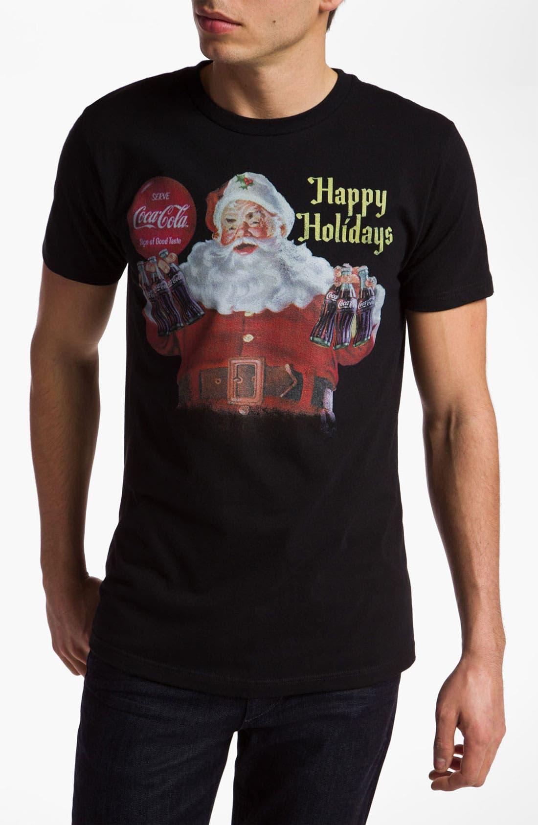Main Image - Topless 'Classic Santa' T-Shirt
