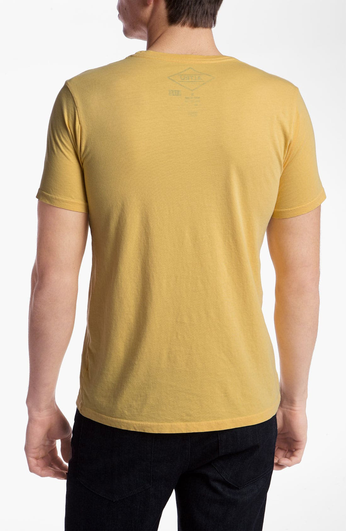 Alternate Image 2  - Altru 'Popeye™ Spinach' Graphic T-Shirt