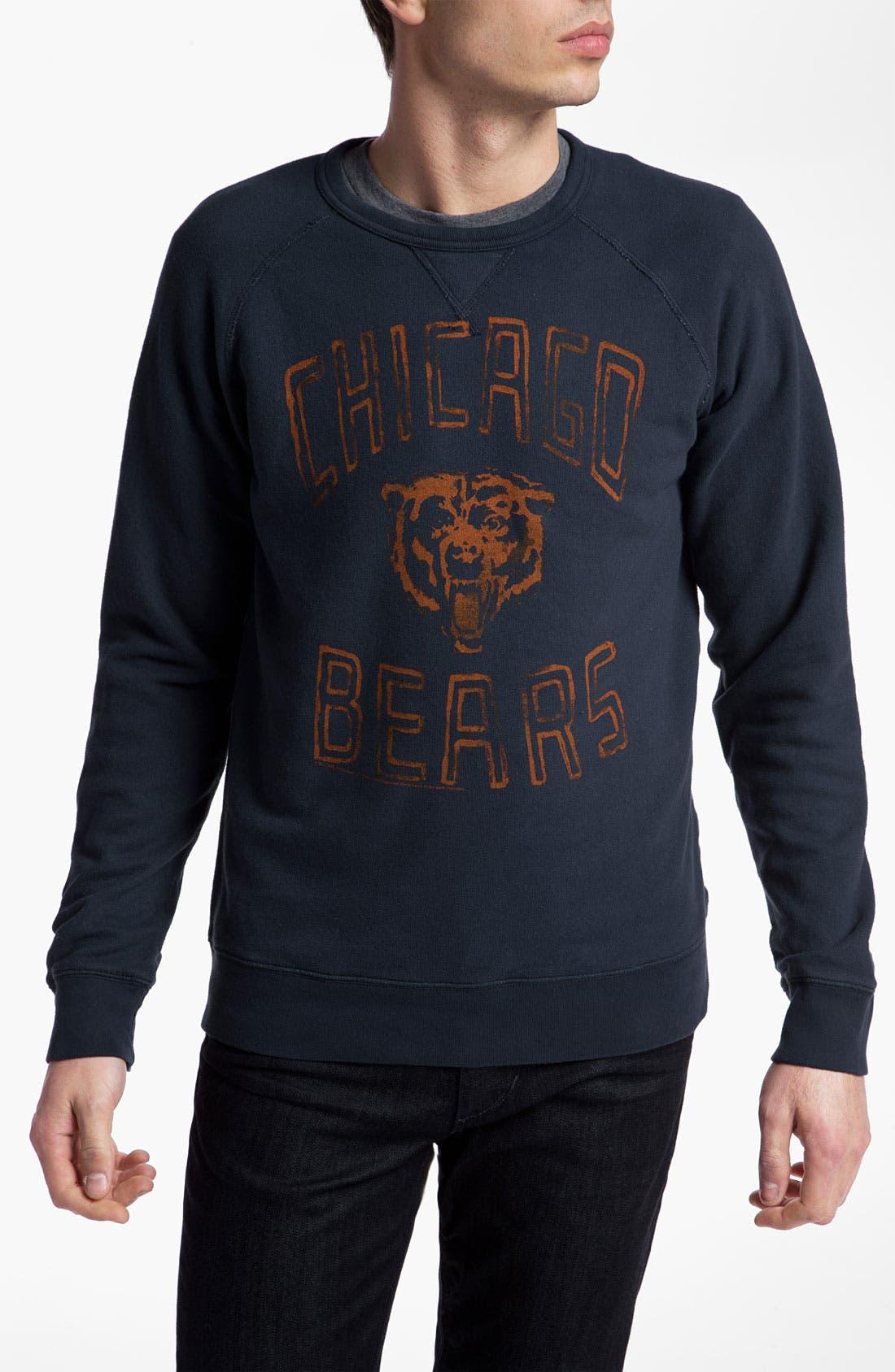 Alternate Image 1 Selected - Junk Food 'Chicago Bears' Sweatshirt