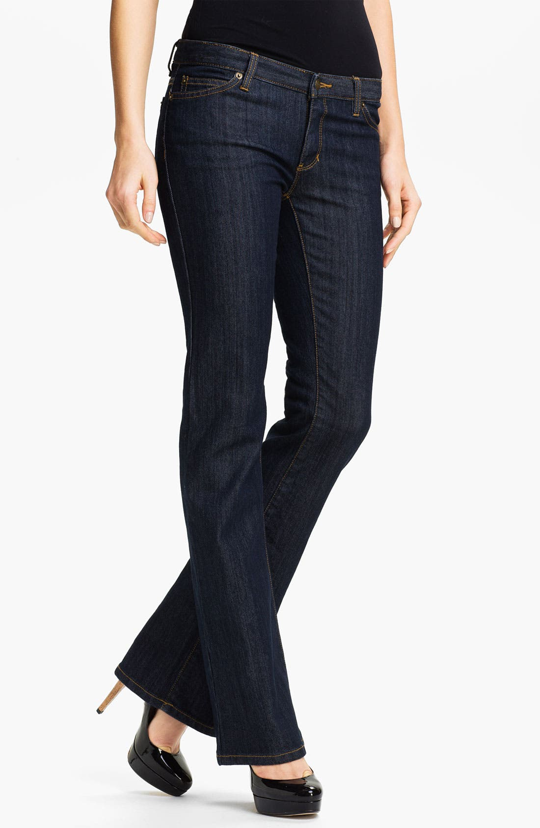 Main Image - MICHAEL Michael Kors 'Sausalito' Bootcut Stretch Jeans