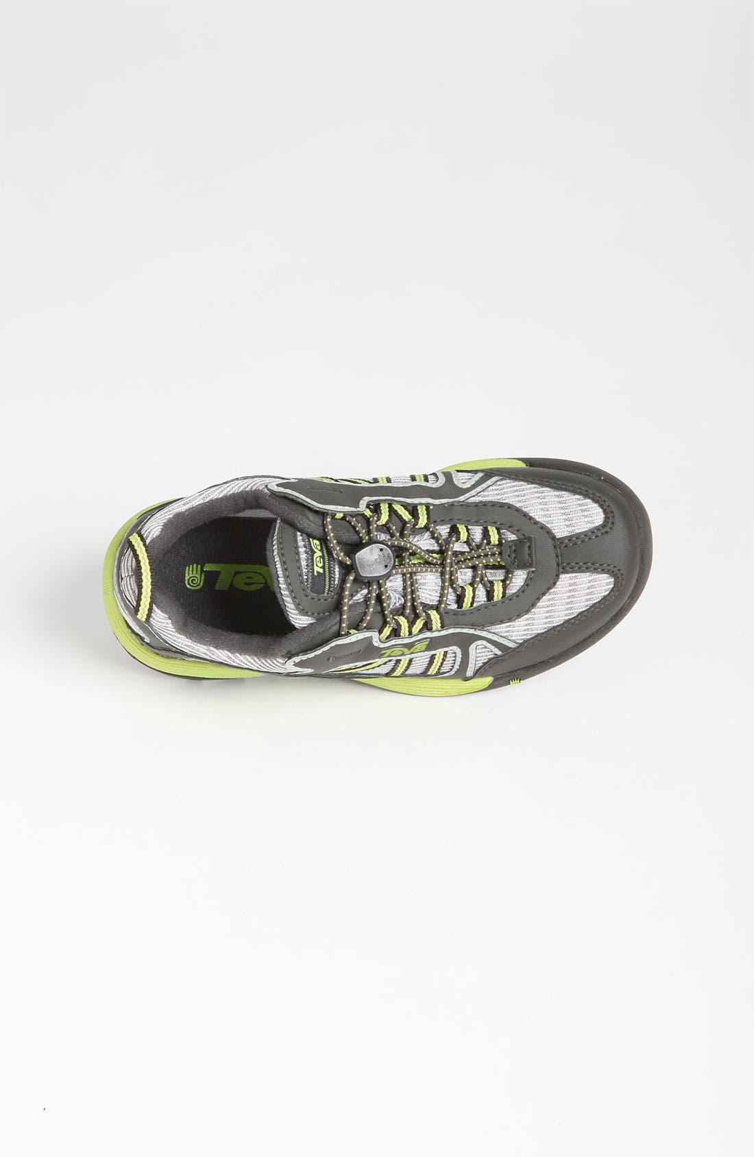 Alternate Image 3  - Teva 'Charge' Waterproof Sneaker (Toddler & Little Kid)