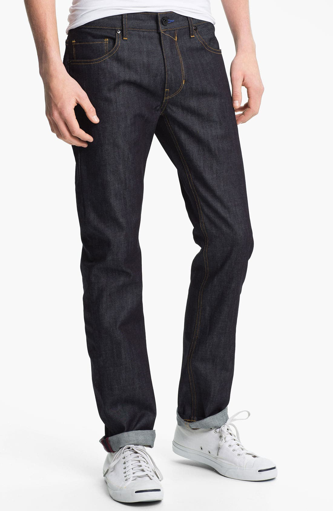 Alternate Image 2  - PAIGE 'Federal' Slim Fit Jeans (Uncharted)