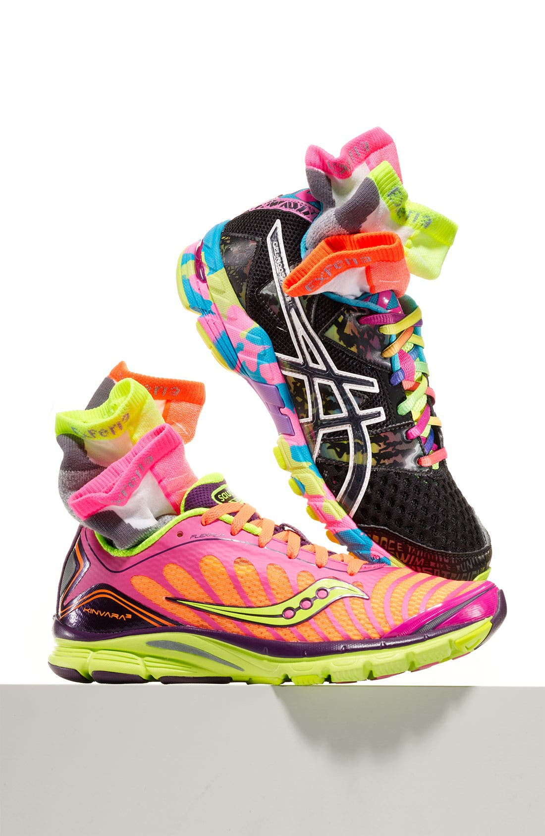 Alternate Image 5  - Saucony 'ProGrid Kinvara 3' Running Shoe (Women)